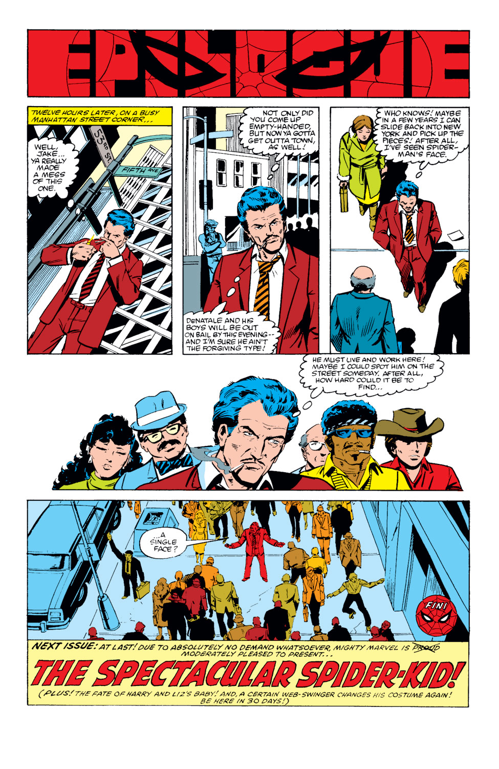 The Amazing Spider-Man (1963) 262 Page 21