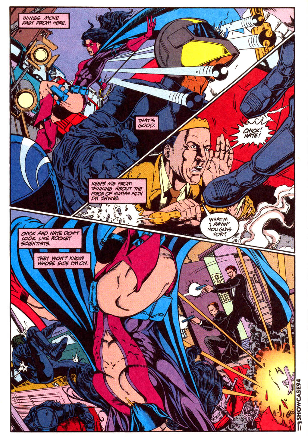 Read online Showcase '94 comic -  Issue #5 - 15