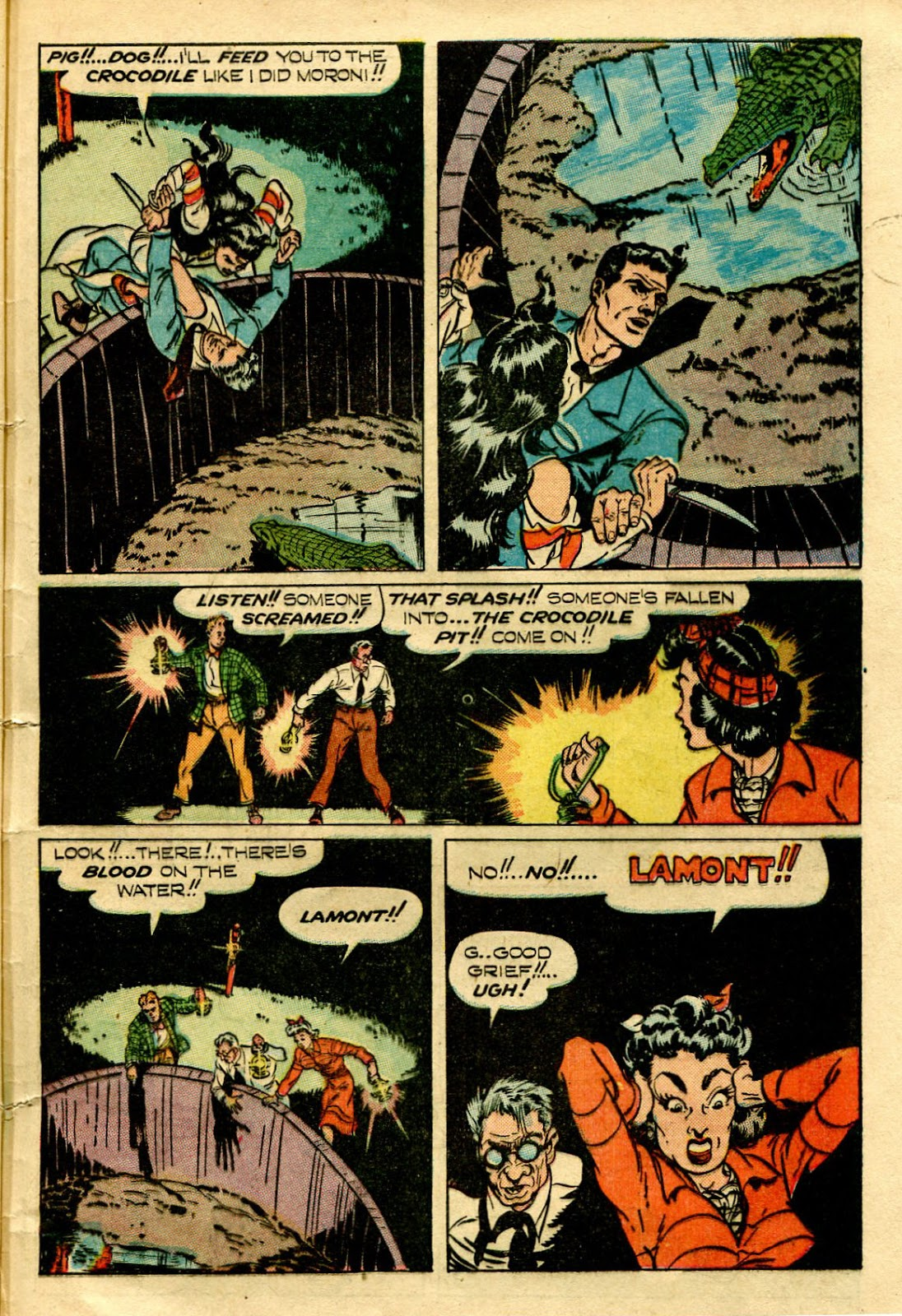 Shadow Comics issue 83 - Page 45