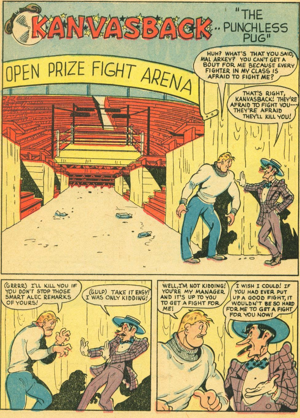 Captain Marvel, Jr. issue 82 - Page 12