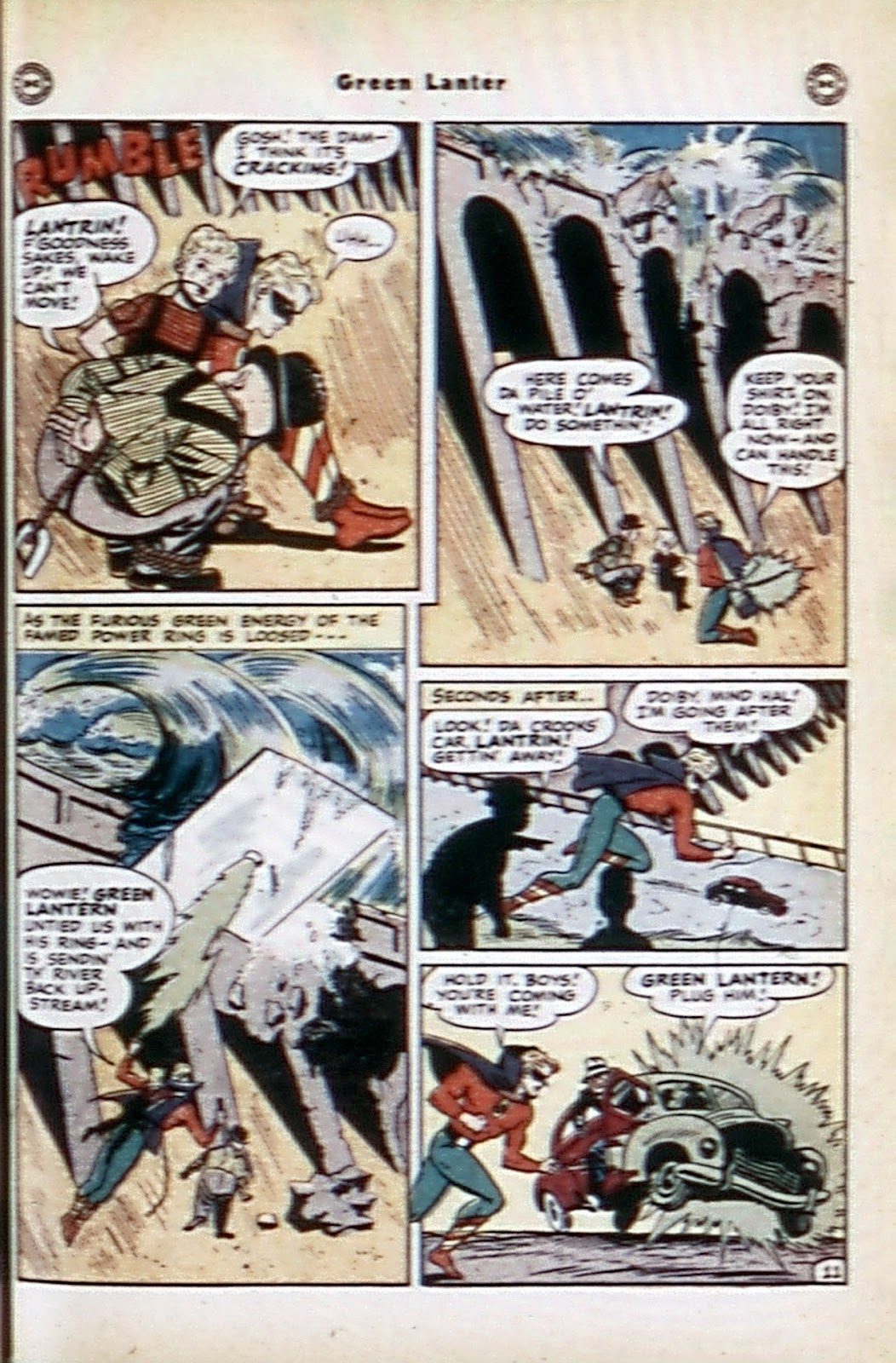 Green Lantern (1941) Issue #32 #32 - English 46
