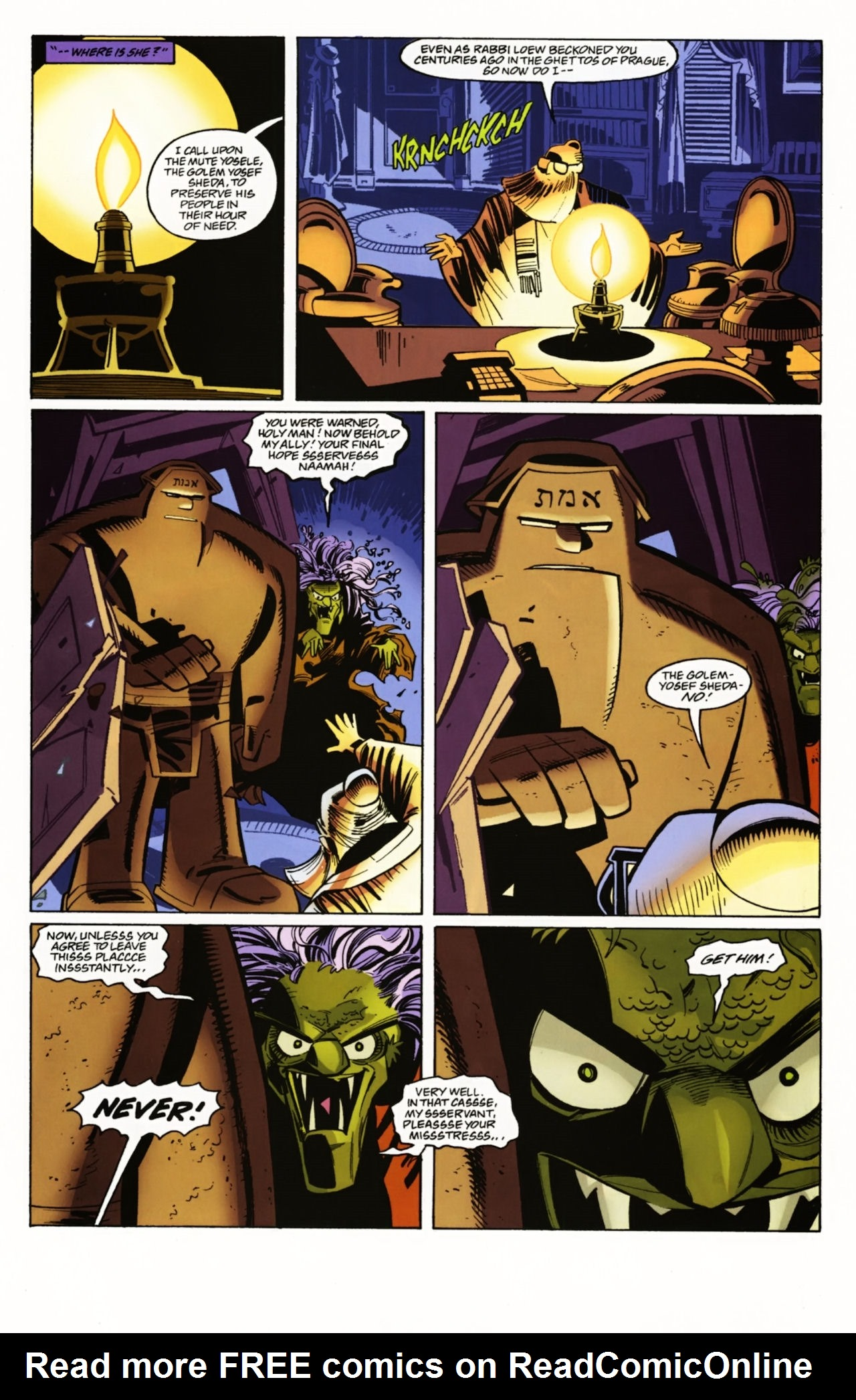 Read online Scooby-Doo: Where Are You? comic -  Issue #4 - 25