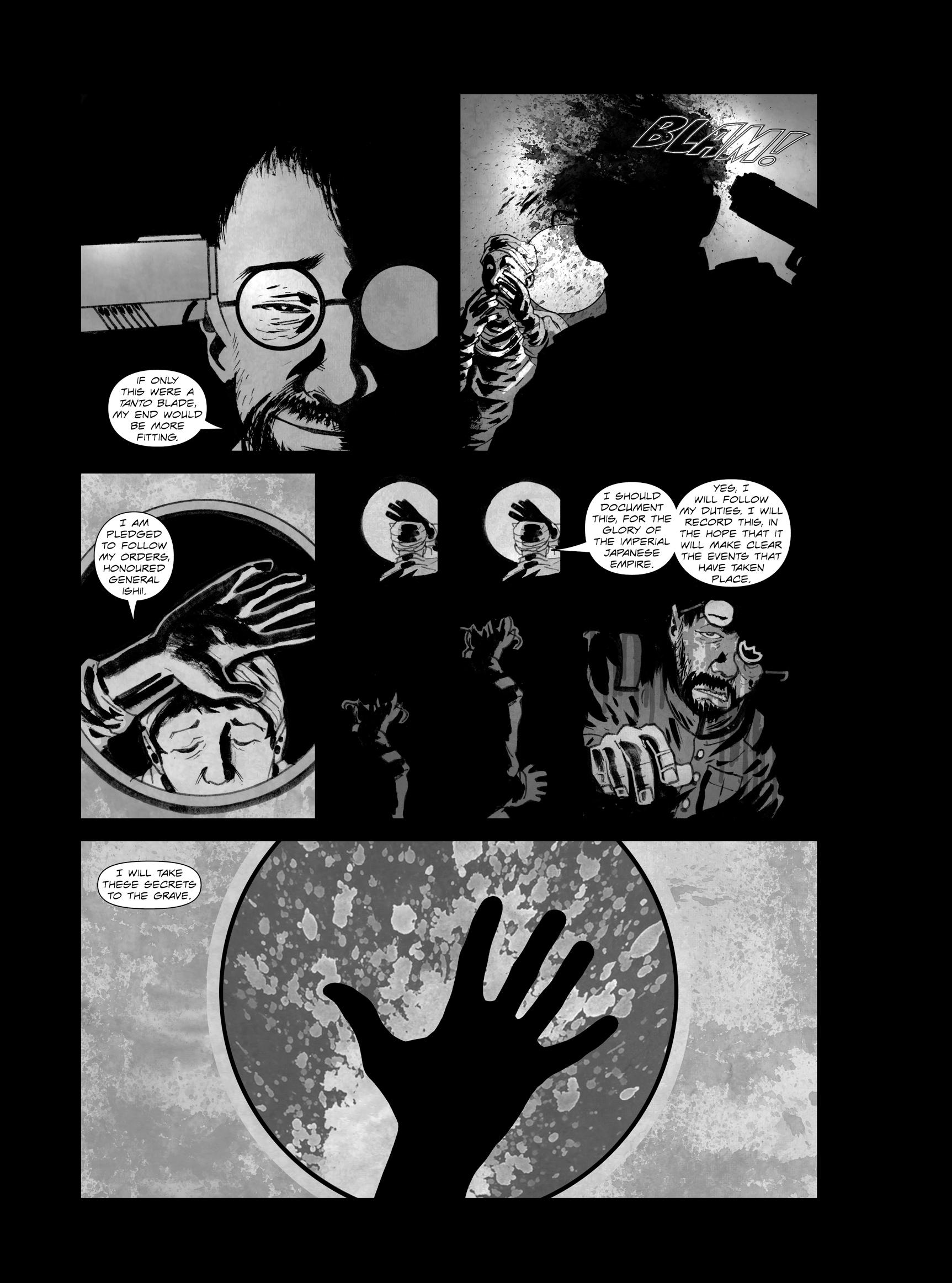 Read online FUBAR comic -  Issue #2 - 109