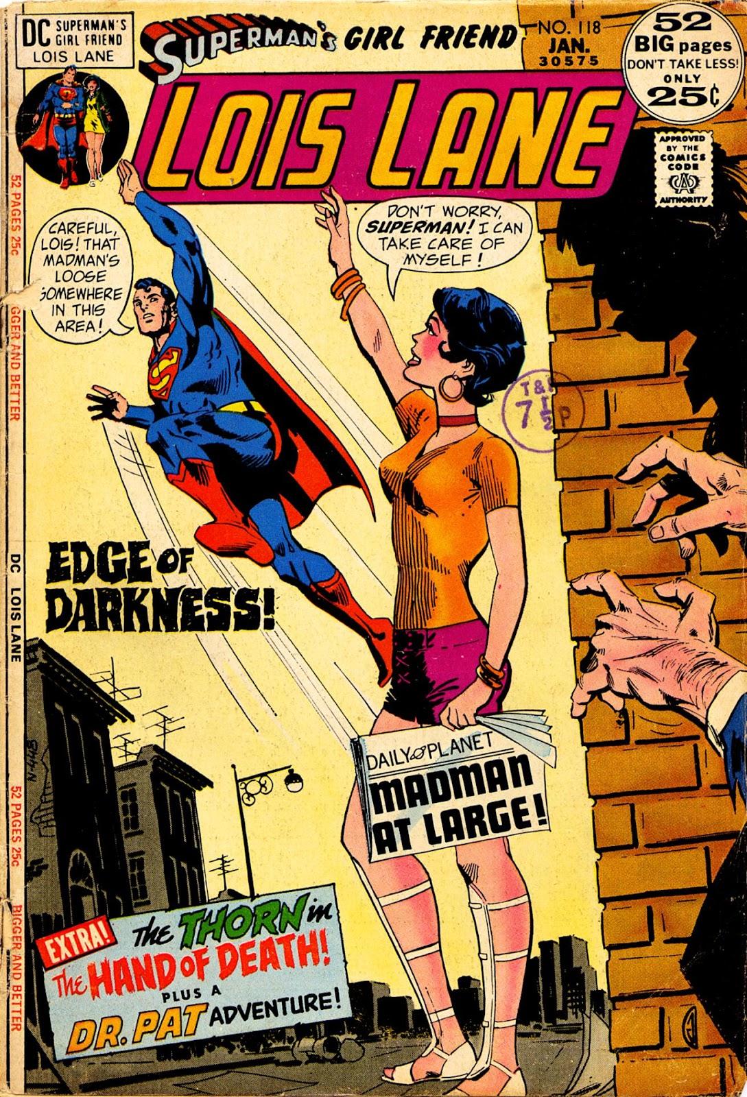 Supermans Girl Friend, Lois Lane 118 Page 1