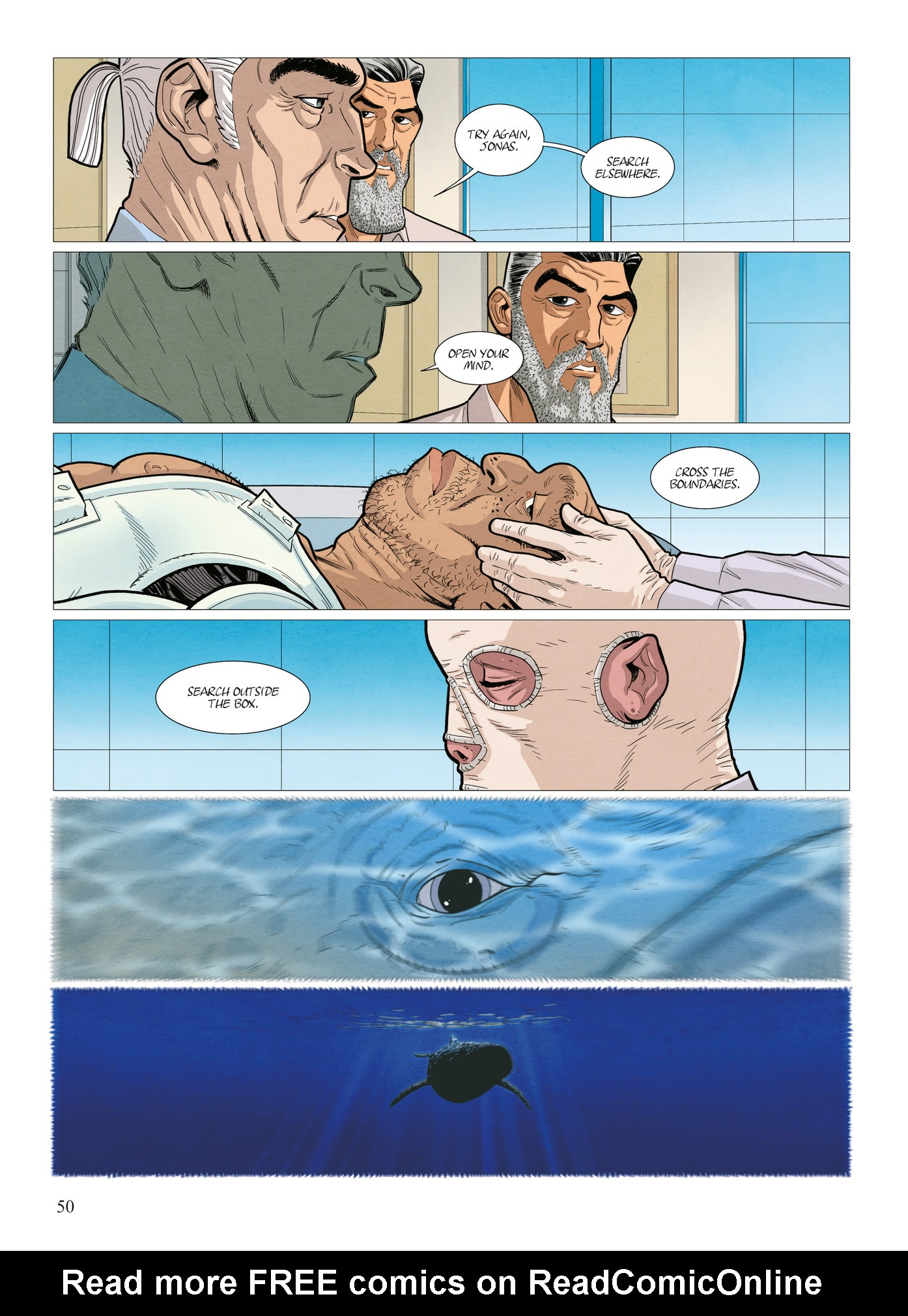 Read online Alter Ego comic -  Issue #10 - 51