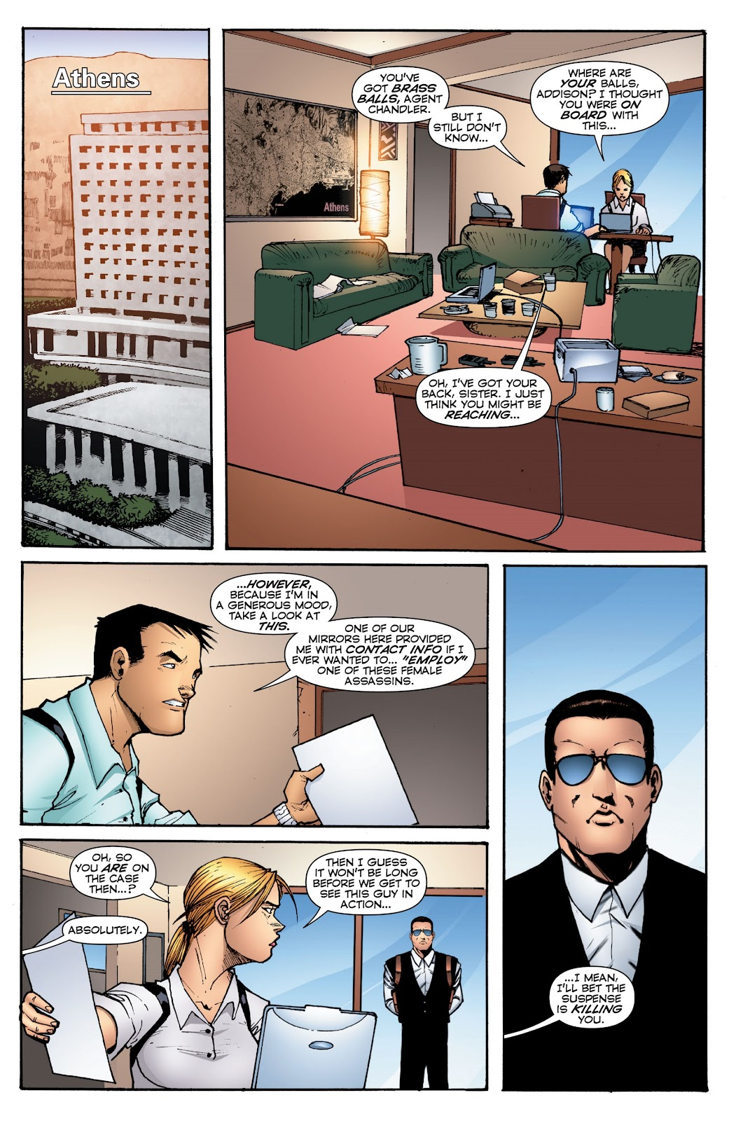 Wildcats Version 3.0 Issue #17 #17 - English 21