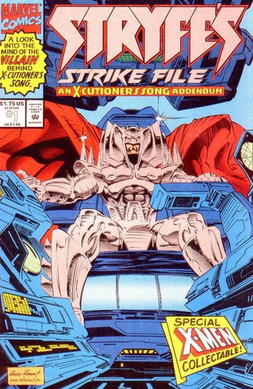 Stryfes Strike File Full Page 1