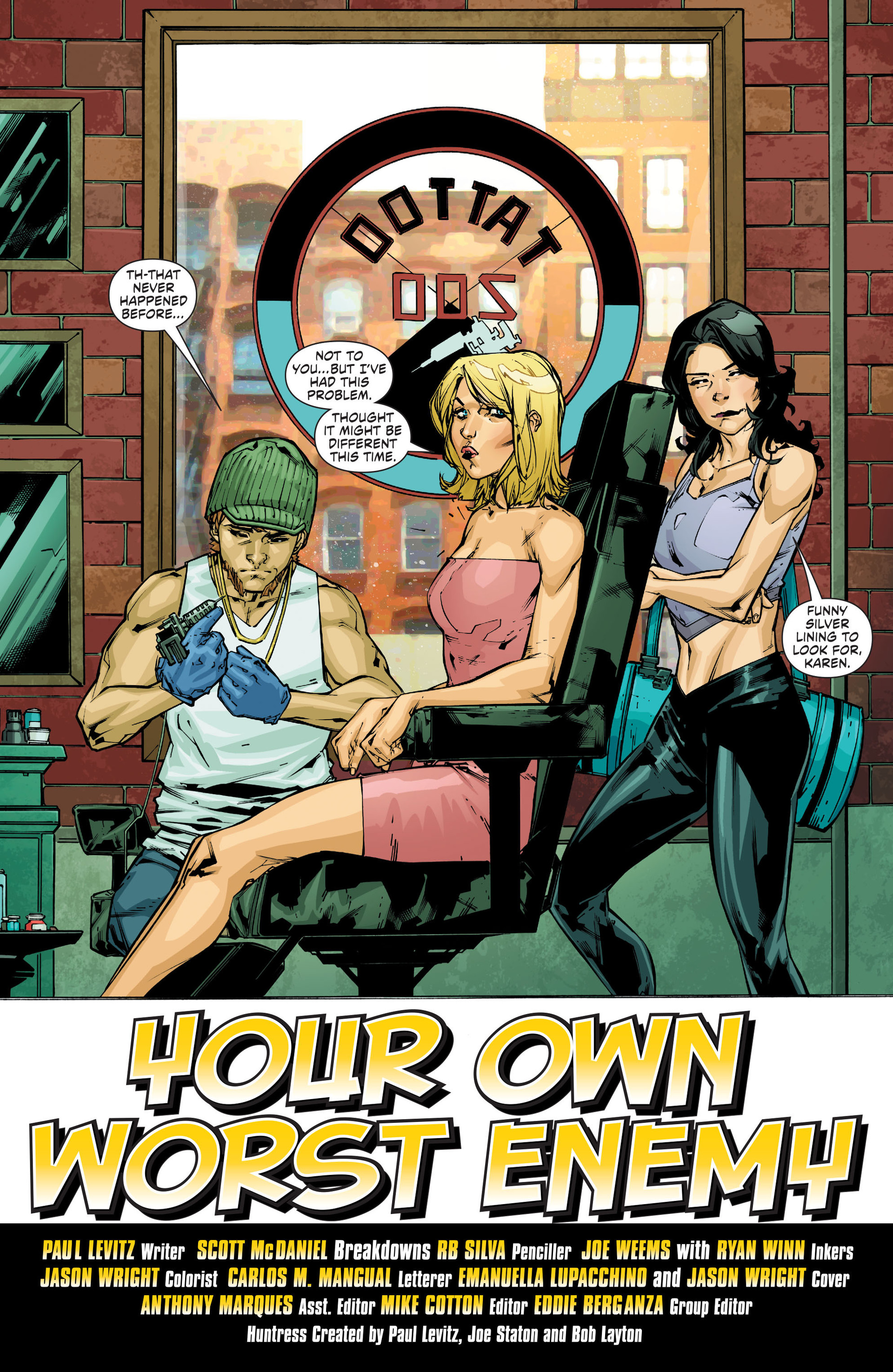 Read online Worlds' Finest comic -  Issue #17 - 3