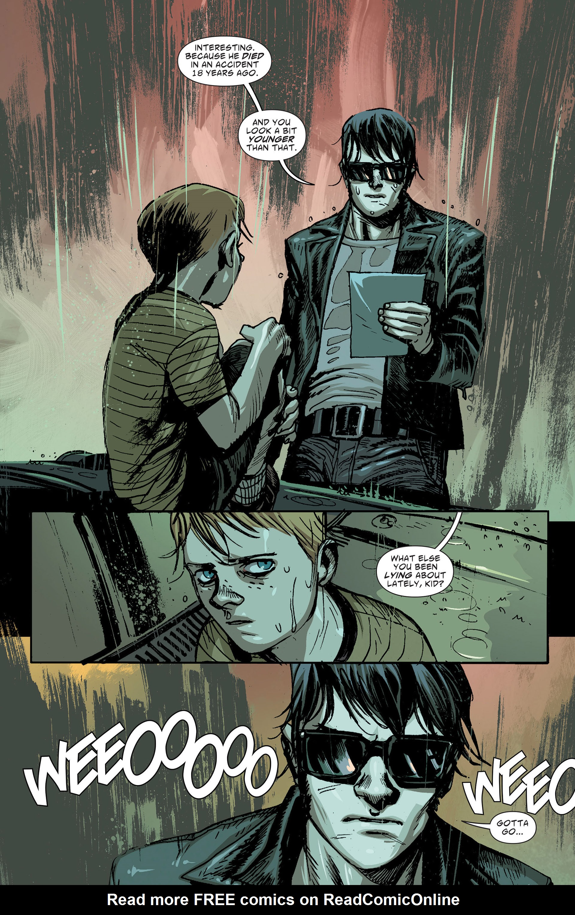 Read online American Vampire: The Long Road To Hell comic -  Issue # Full - 55