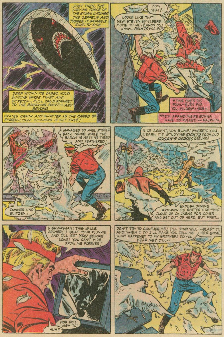 Read online U.S. 1 comic -  Issue #4 - 22