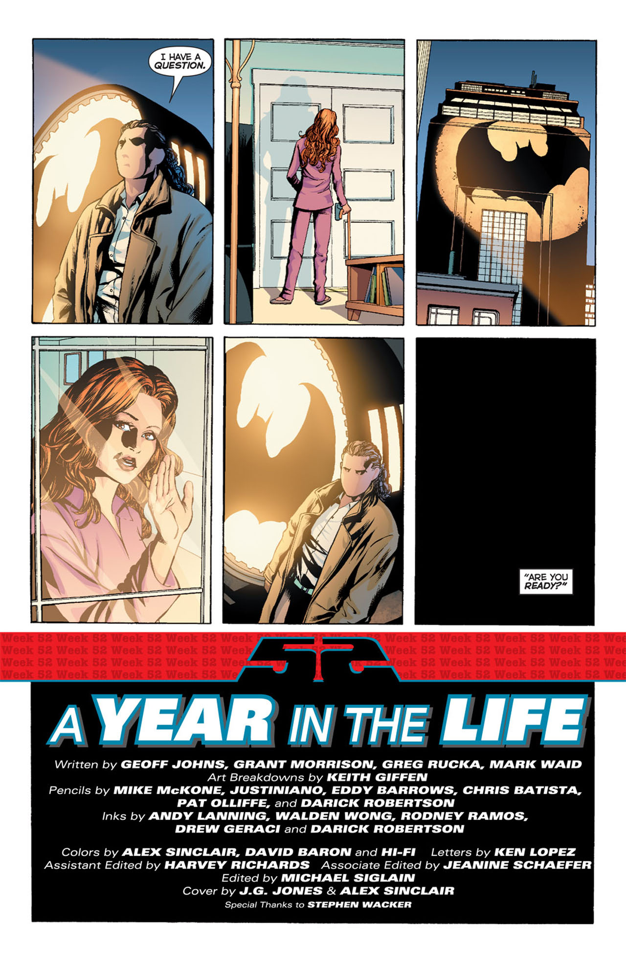 Read online 52 comic -  Issue #52 - 40