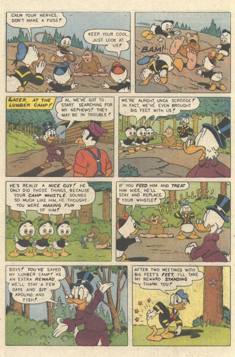 Walt Disney's Donald Duck (1986) issue 249 - Page 34