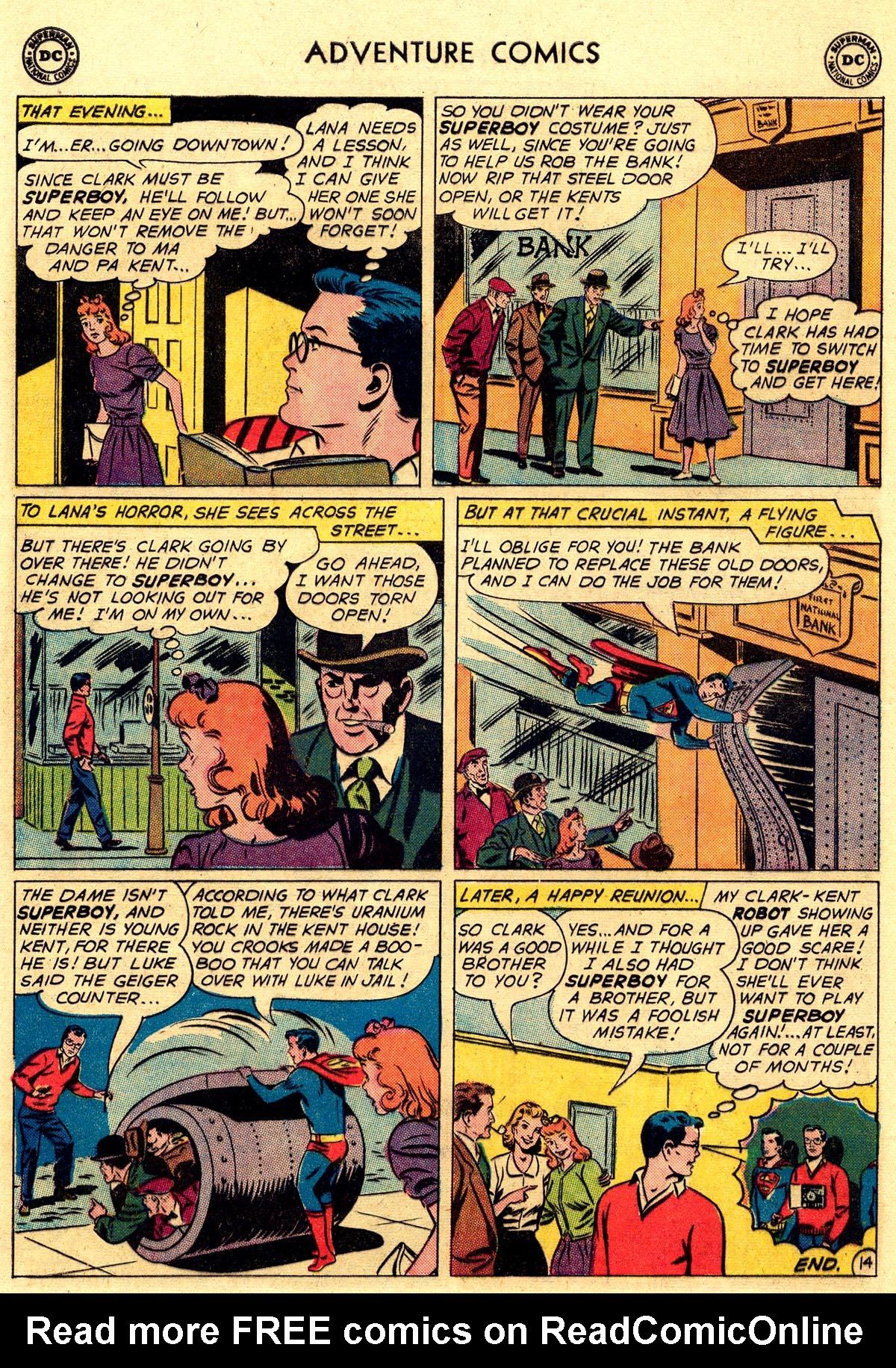 Read online Adventure Comics (1938) comic -  Issue #297 - 16