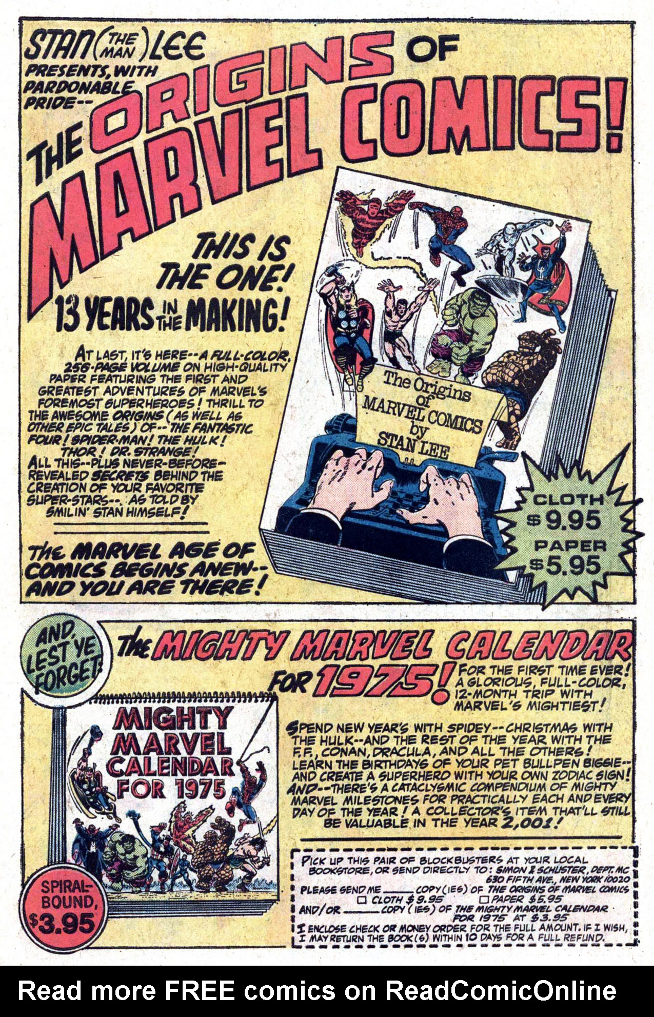 Read online Amazing Adventures (1970) comic -  Issue #28 - 6