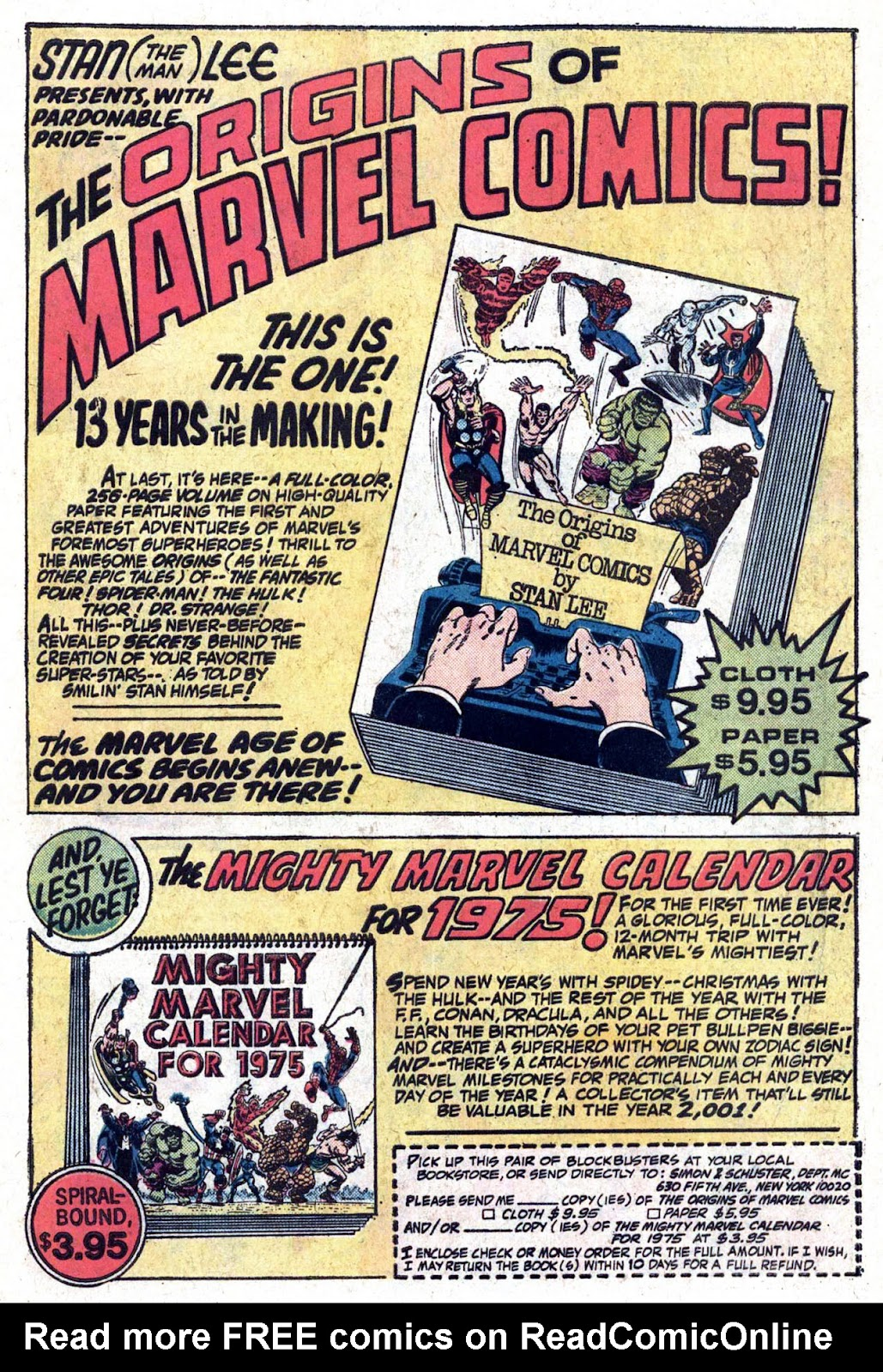 Amazing Adventures (1970) issue 28 - Page 6
