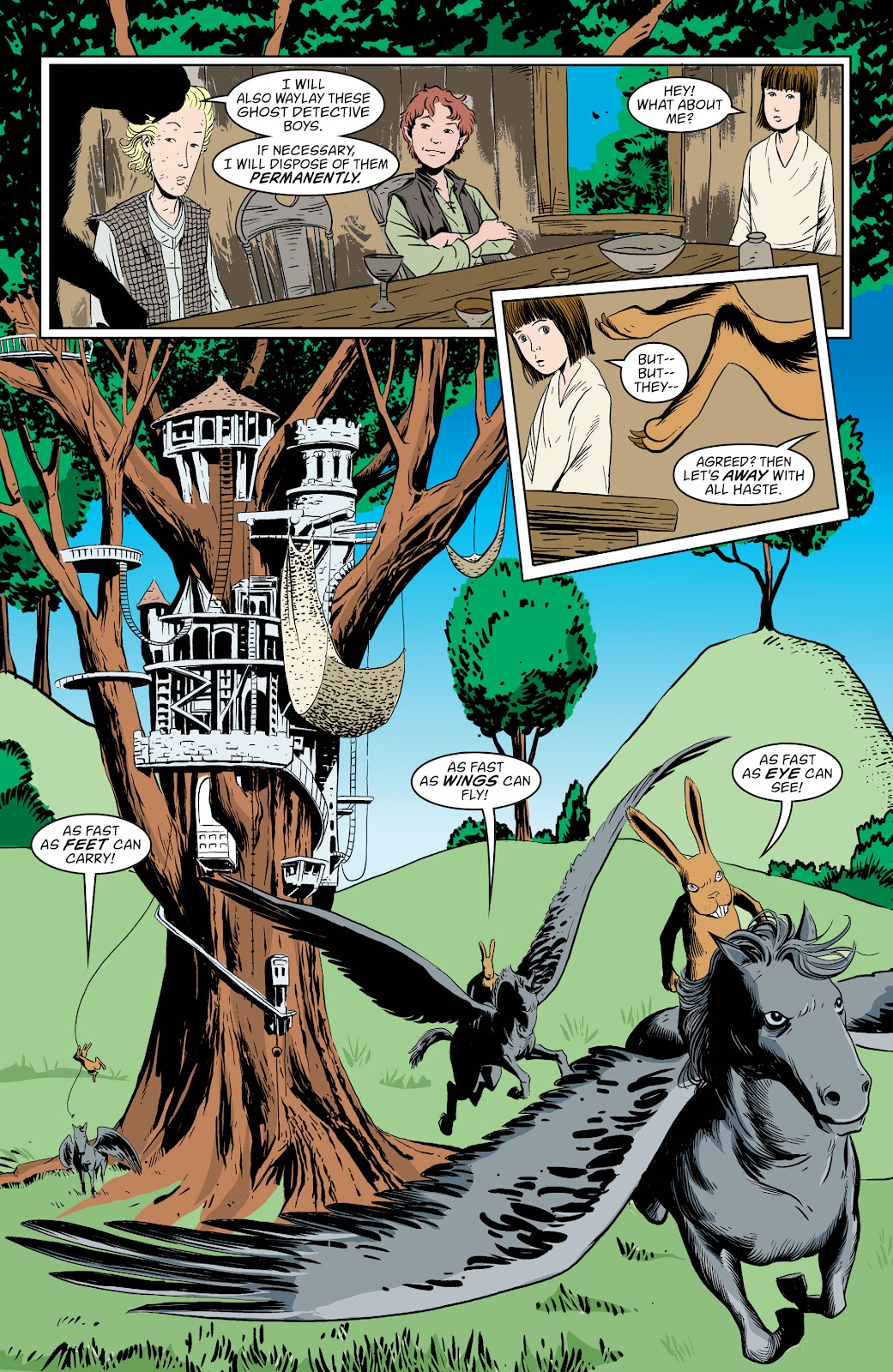 Read online The Children's Crusade comic -  Issue # _TPB (Part 1) - 66