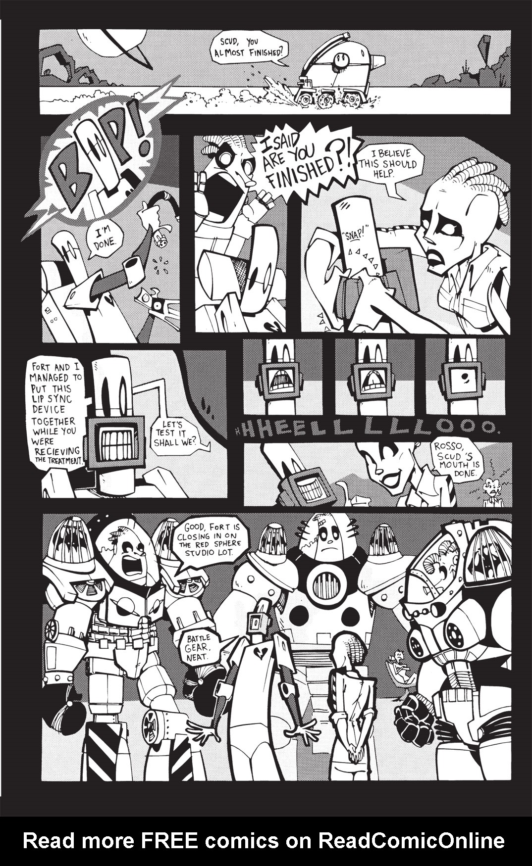 Read online Scud: The Disposable Assassin: The Whole Shebang comic -  Issue # TPB (Part 3) - 25