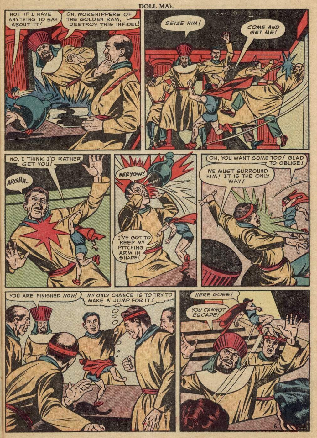 Doll Man issue 37 - Page 23