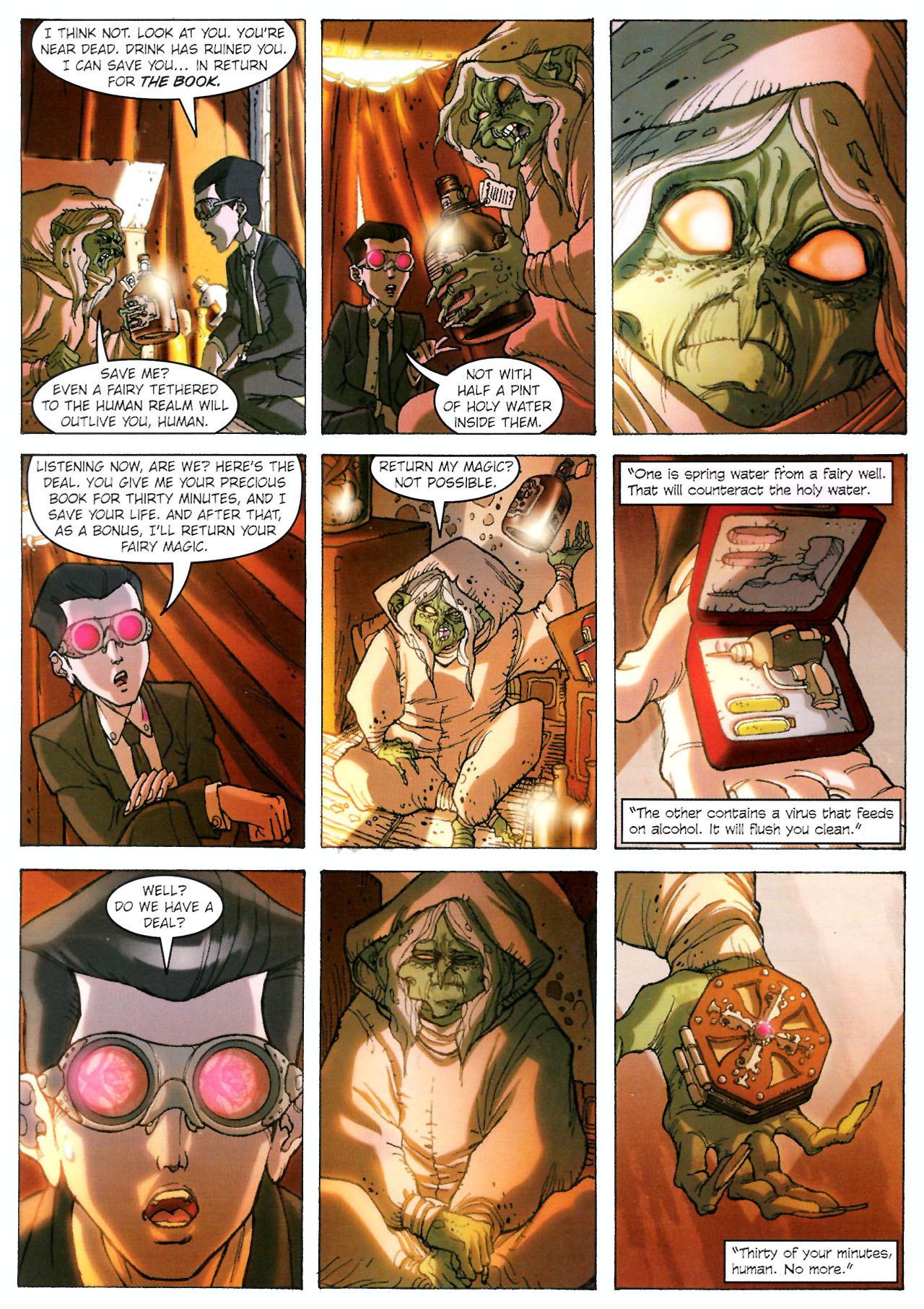 Read online Artemis Fowl: The Graphic Novel comic -  Issue #Artemis Fowl: The Graphic Novel Full - 9