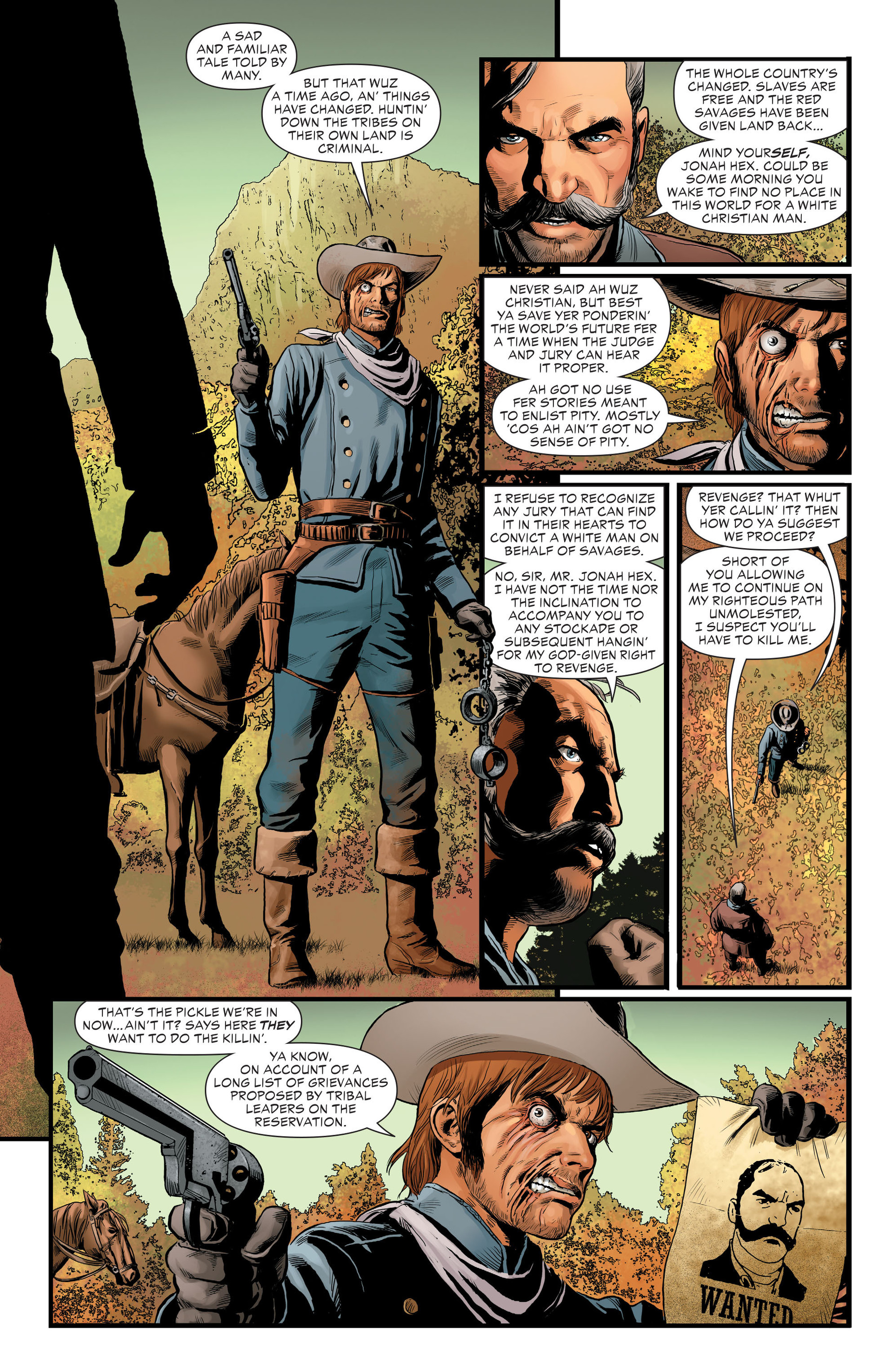 Read online All-Star Western (2011) comic -  Issue #29 - 11