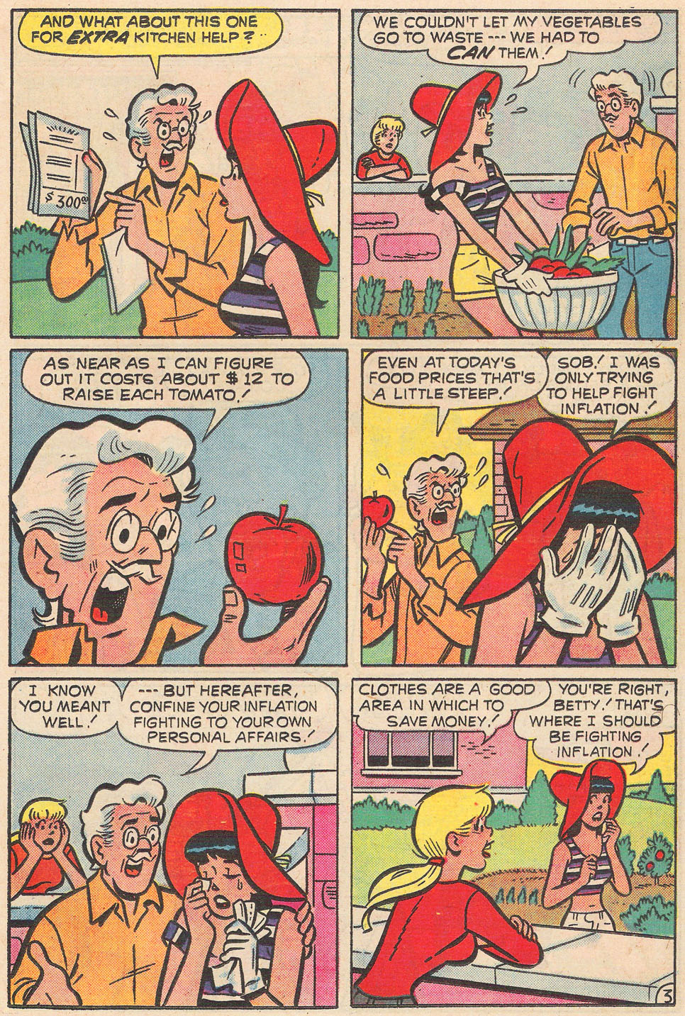 Read online Archie's Girls Betty and Veronica comic -  Issue #237 - 15