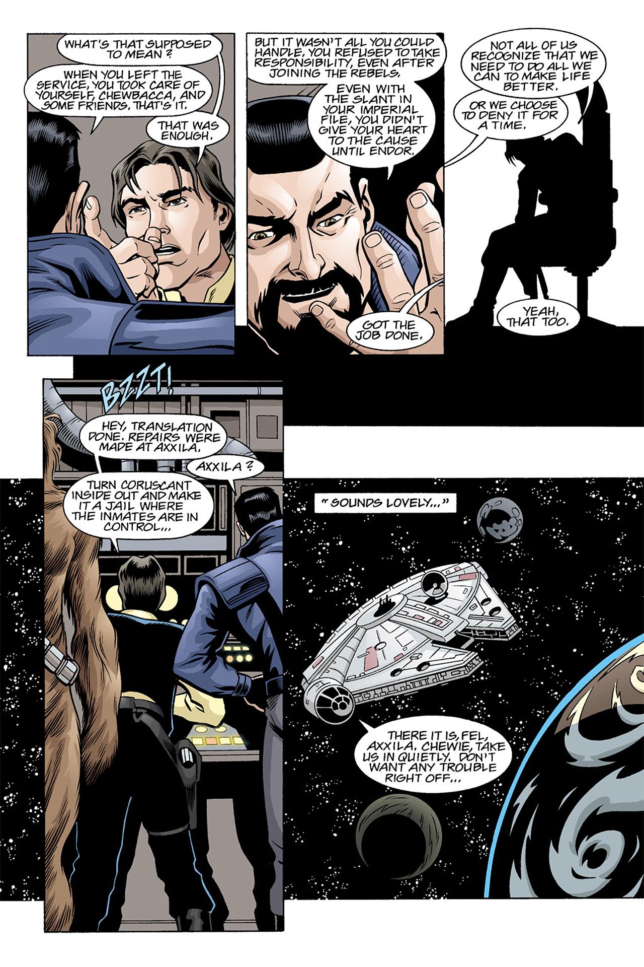 Read online Star Wars Omnibus comic -  Issue # Vol. 3 - 230