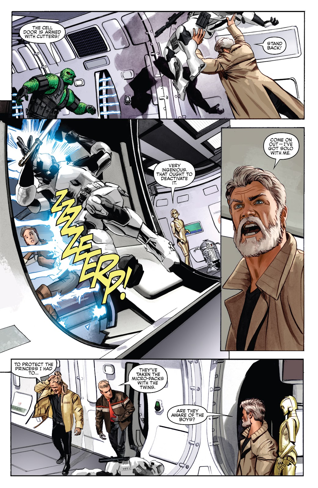 Read online Star Wars Legends: Infinities - Epic Collection comic -  Issue # TPB (Part 5) - 2