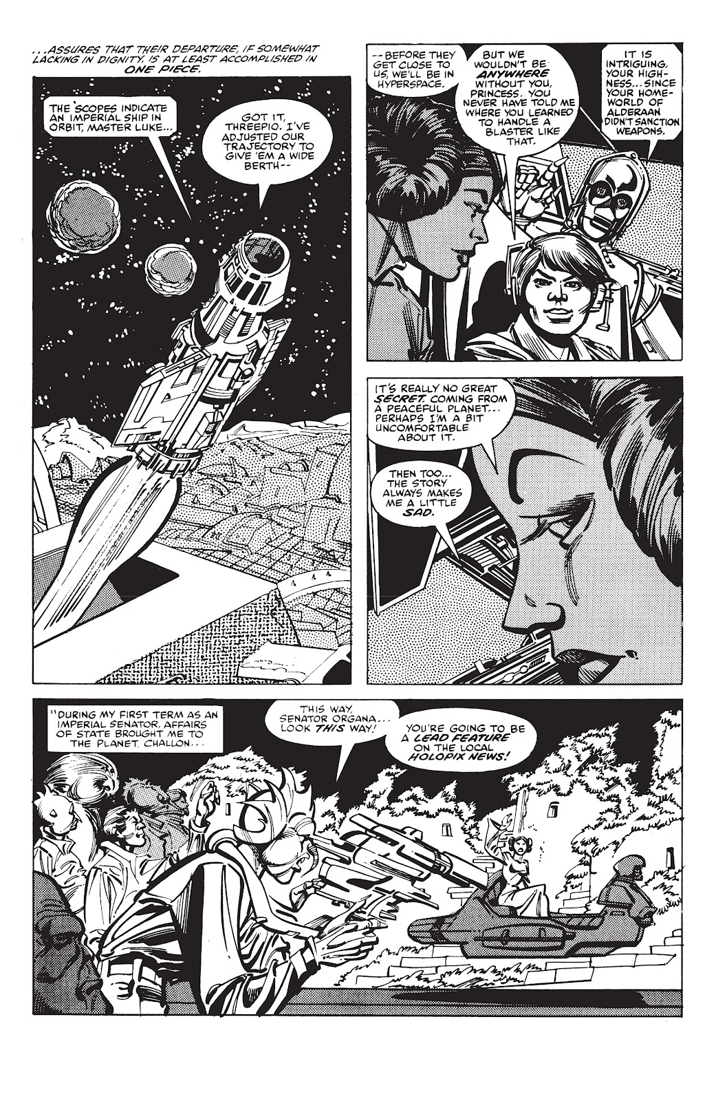 Read online Star Wars Legends: The Original Marvel Years - Epic Collection comic -  Issue # TPB 2 (Part 4) - 58
