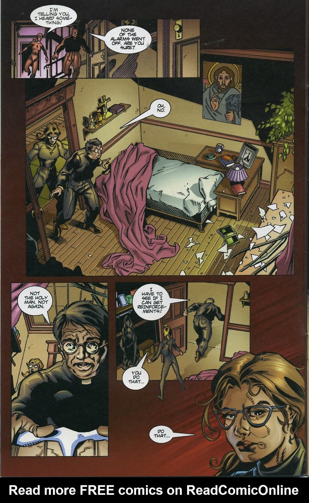 Warrior Nun Areala (1997) Issue #4 #4 - English 8