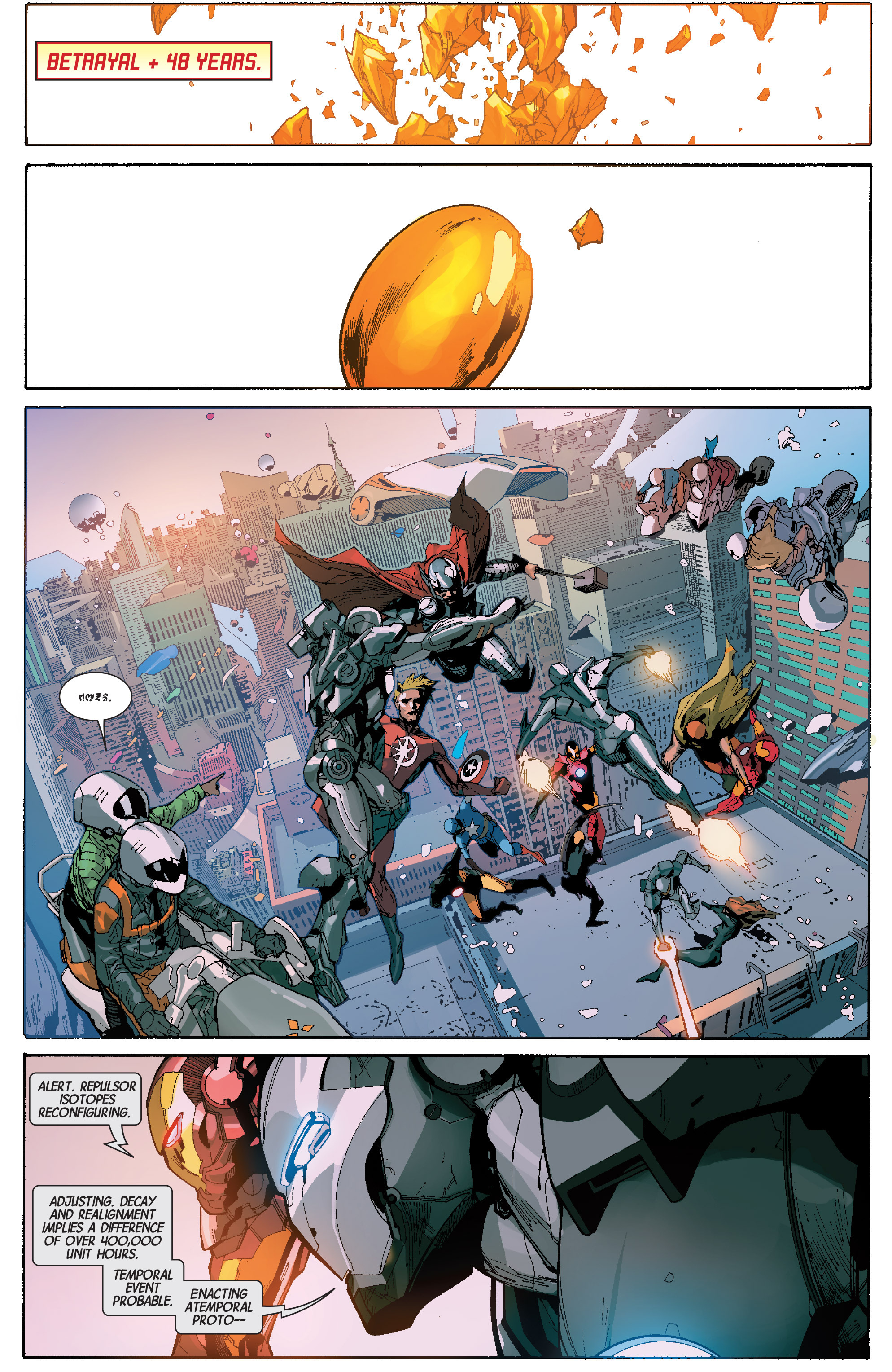 Read online Avengers (2013) comic -  Issue #Avengers (2013) _TPB 6 - 37