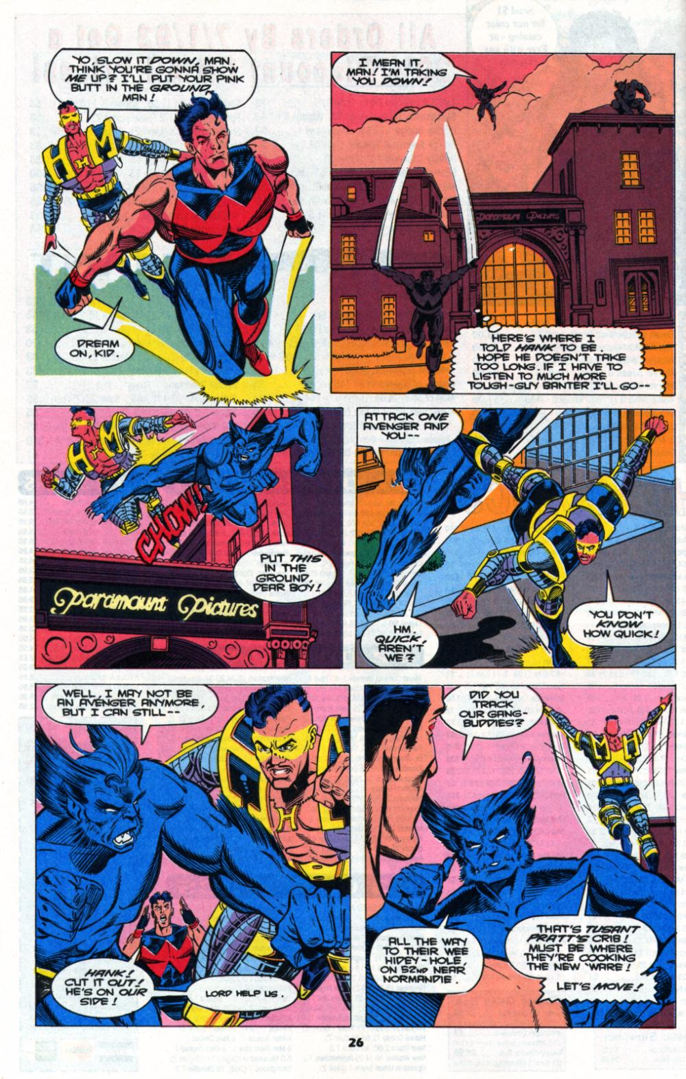 Read online Wonder Man (1991) comic -  Issue # _Annual 2 - 24