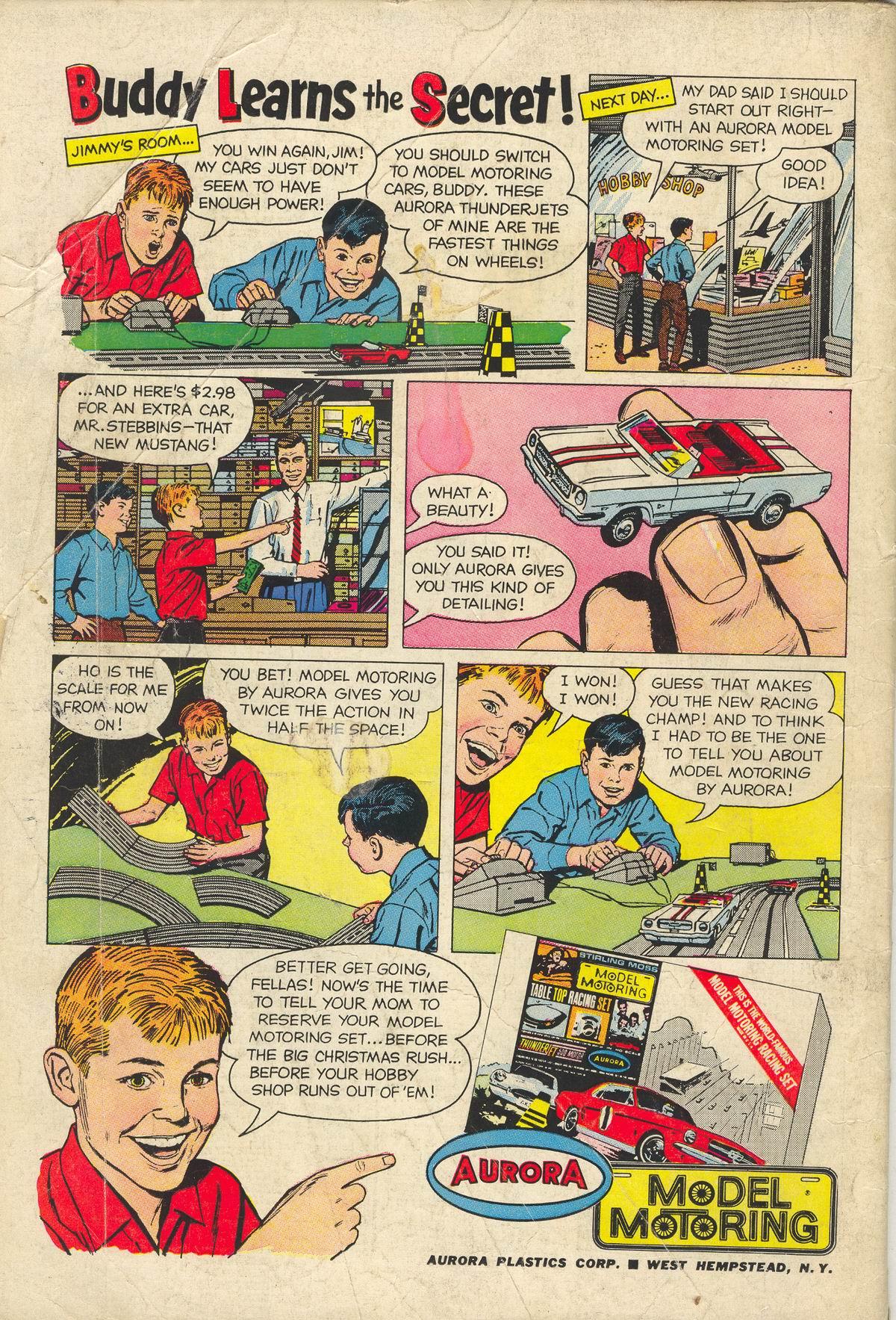 Read online Wonder Woman (1942) comic -  Issue #151 - 36