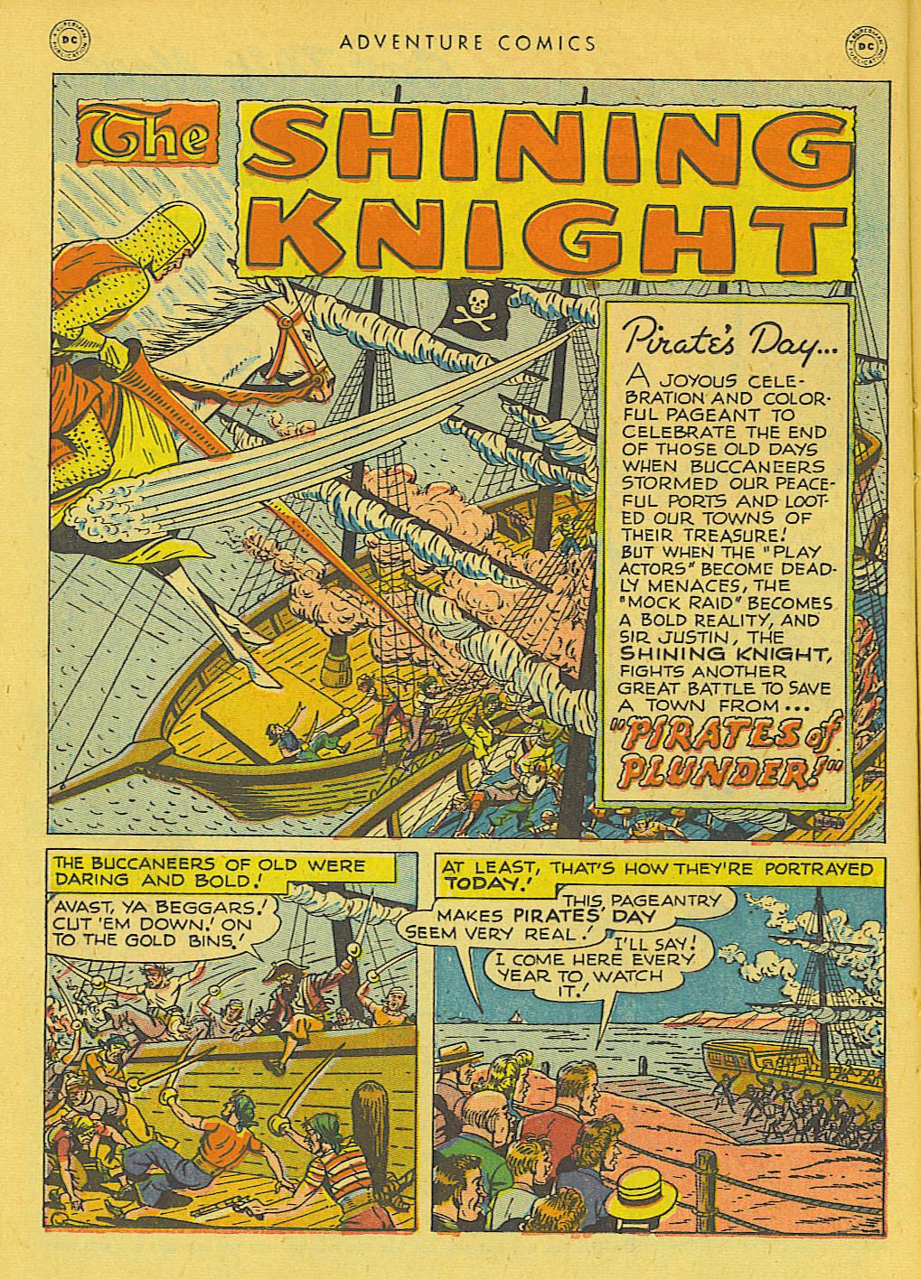 Read online Adventure Comics (1938) comic -  Issue #131 - 18