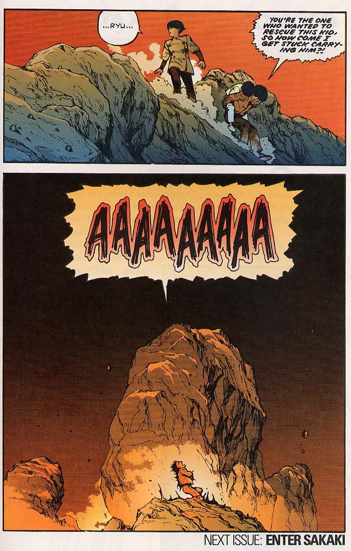 Read online Akira comic -  Issue #11 - 63