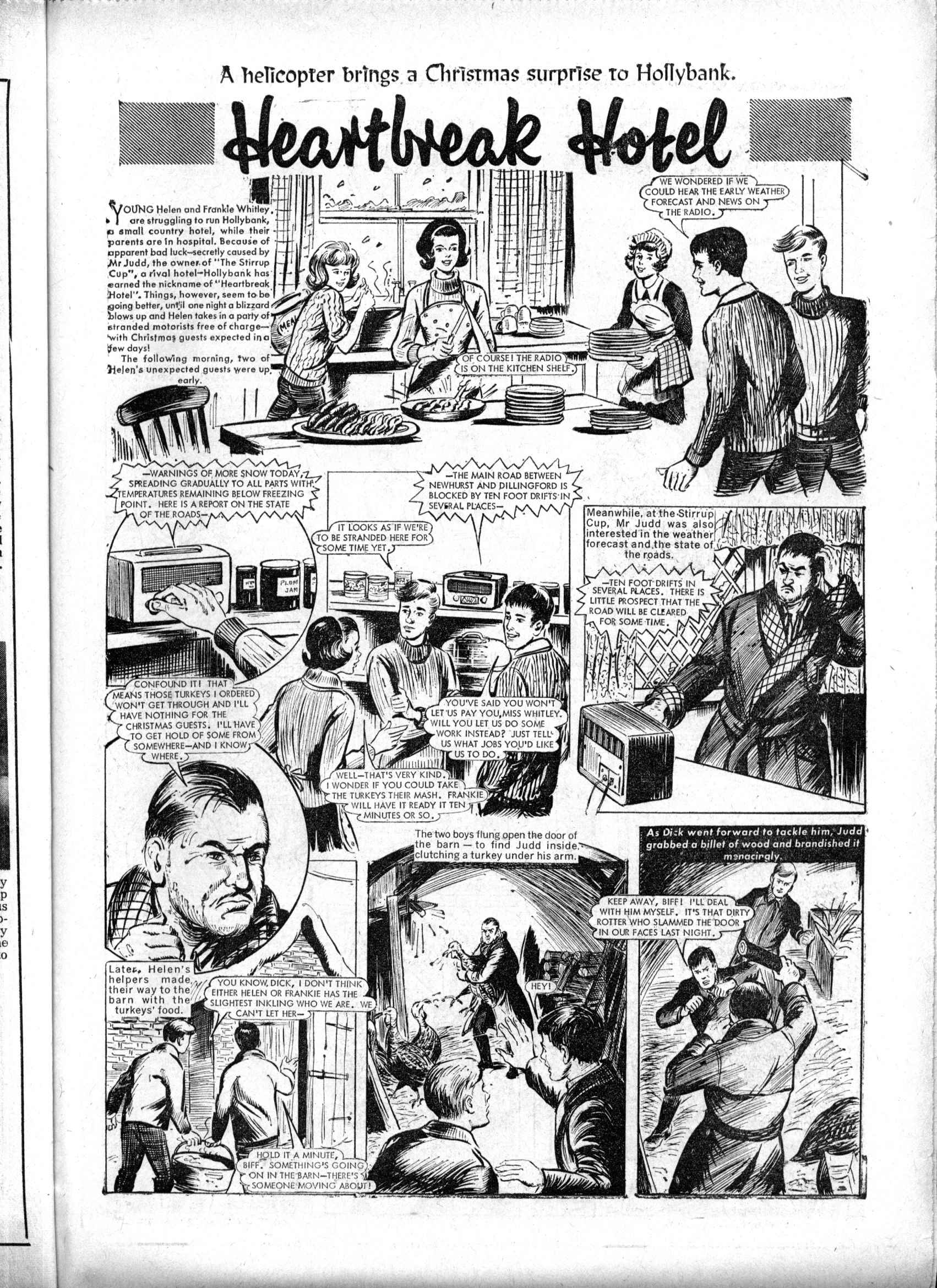Read online Judy comic -  Issue #190 - 25