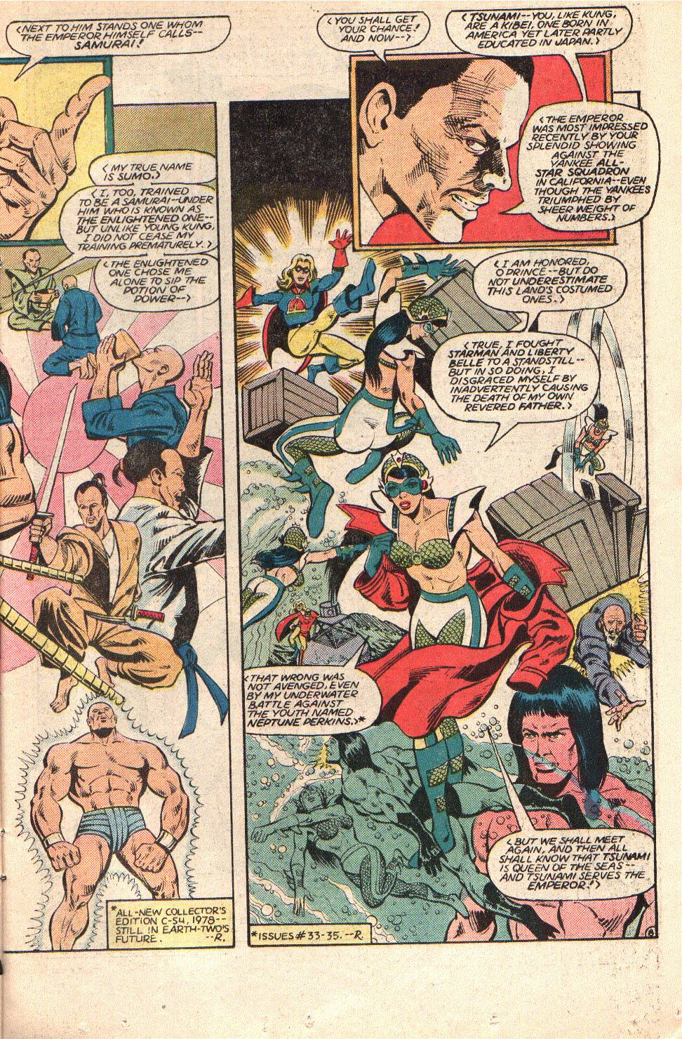 Read online All-Star Squadron comic -  Issue #42 - 11