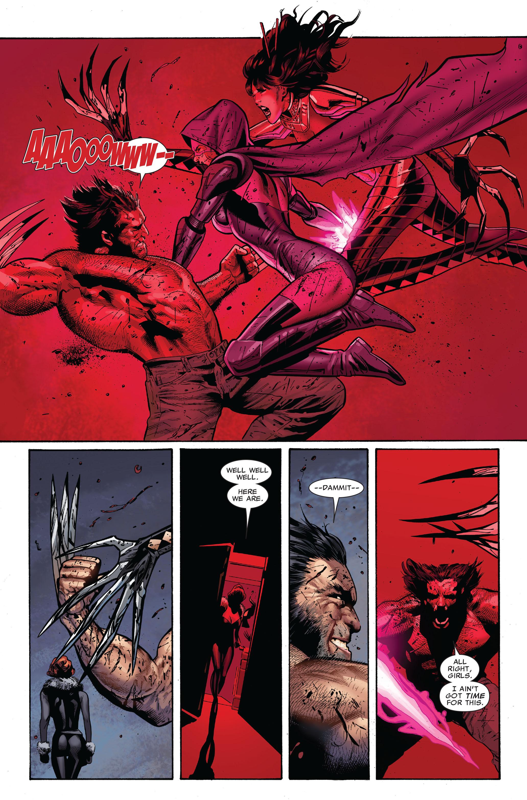 Read online Uncanny X-Men (1963) comic -  Issue #510 - 15