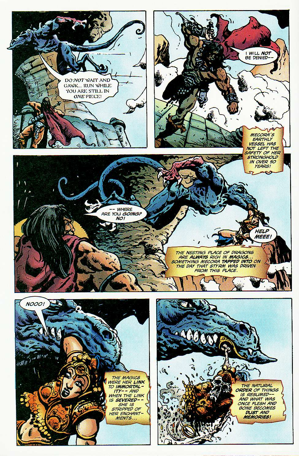 Read online Conan: Return of Styrm comic -  Issue #3 - 24