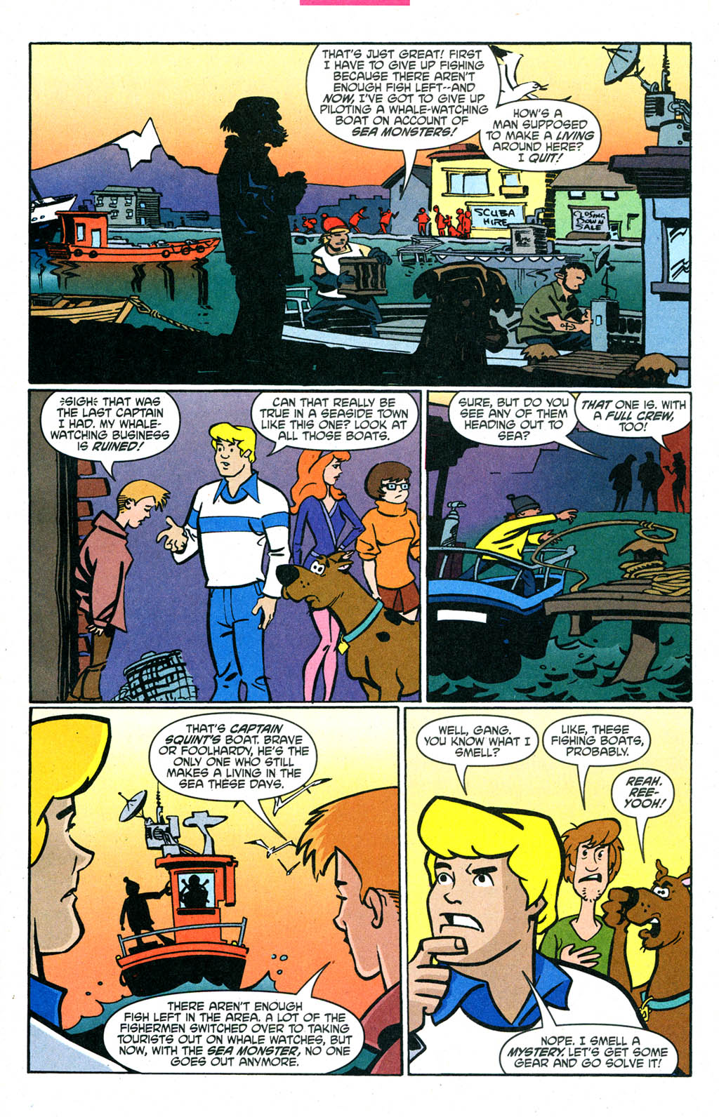 Read online Scooby-Doo (1997) comic -  Issue #90 - 14