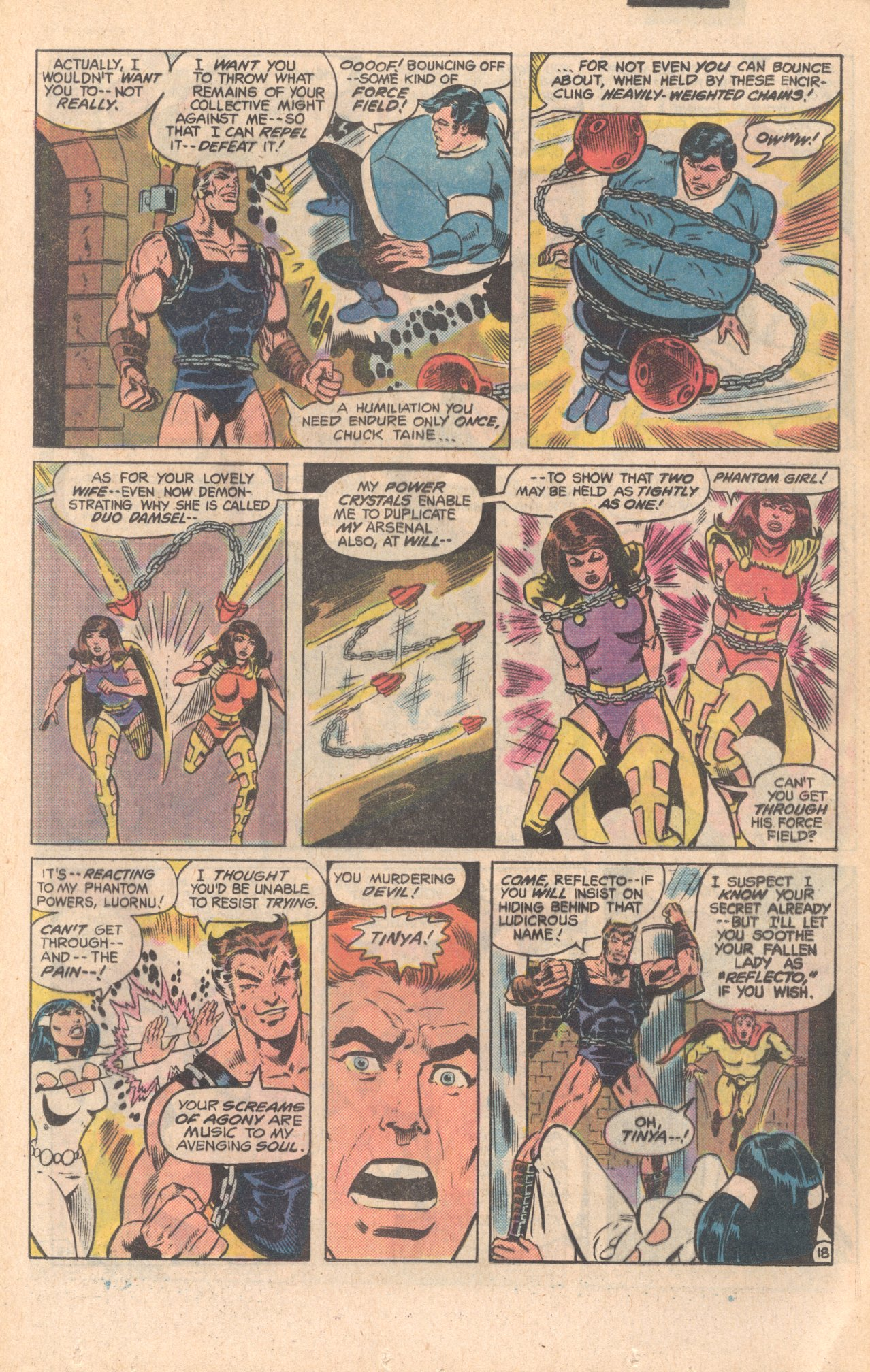 Legion of Super-Heroes (1980) 279 Page 18