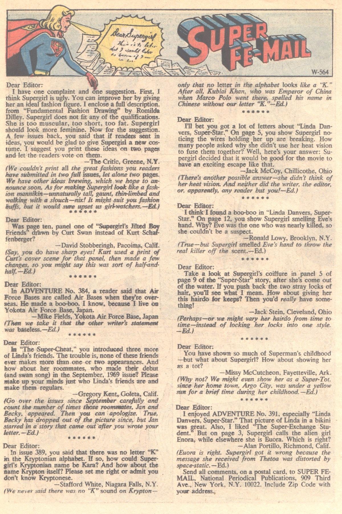 Read online Adventure Comics (1938) comic -  Issue #395 - 18