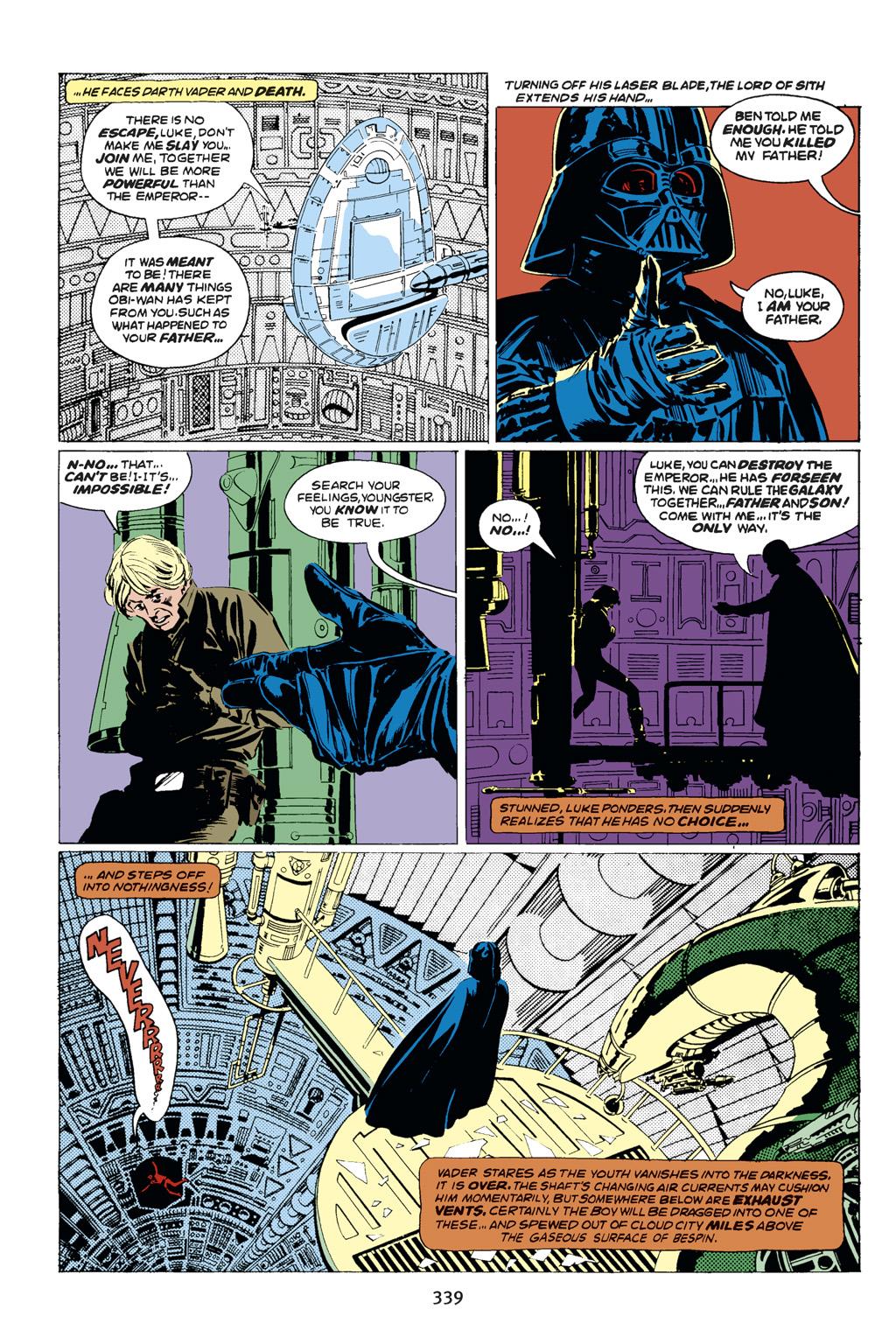 Read online Star Wars Omnibus comic -  Issue # Vol. 14 - 337
