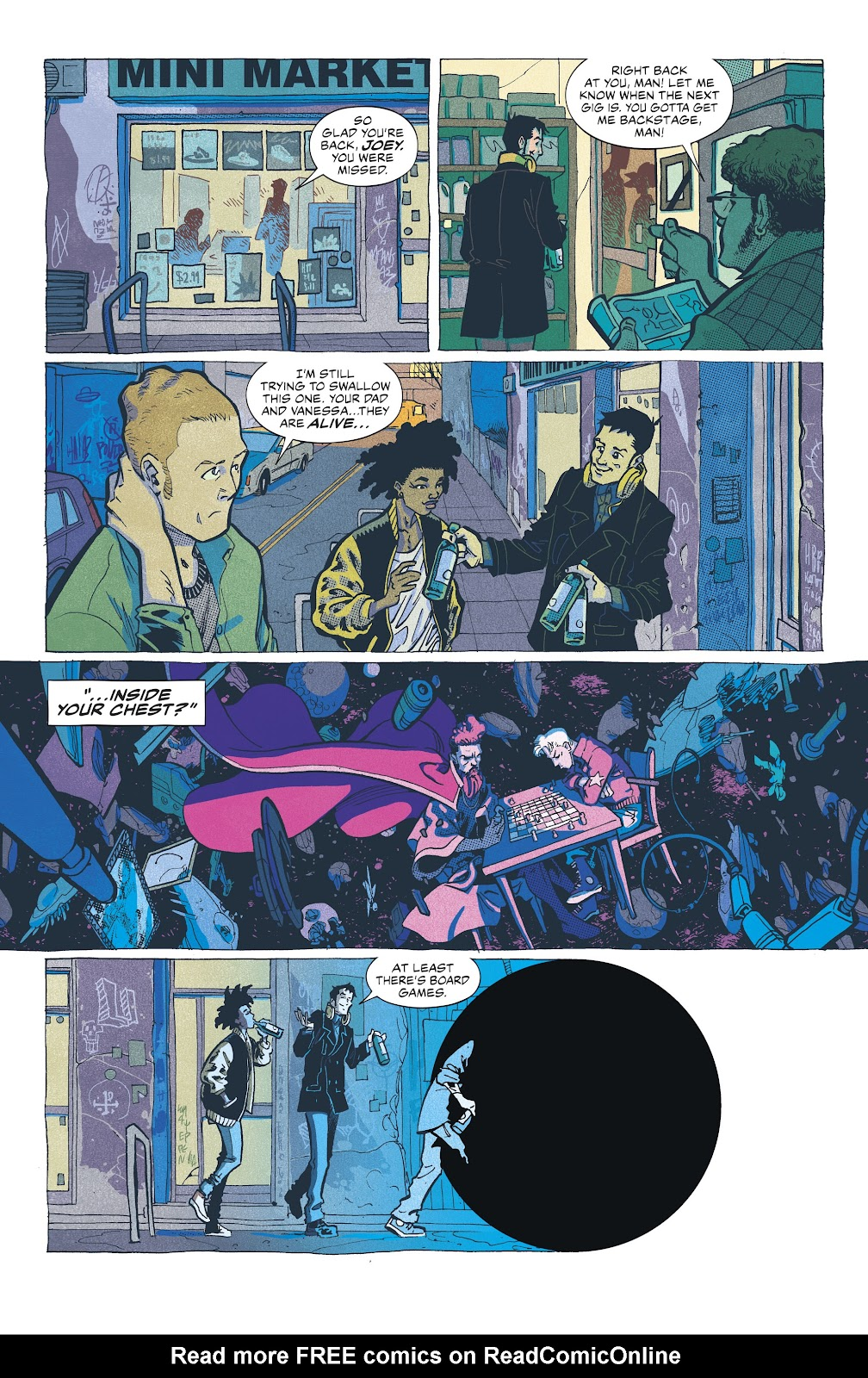Collapser issue 6 - Page 23