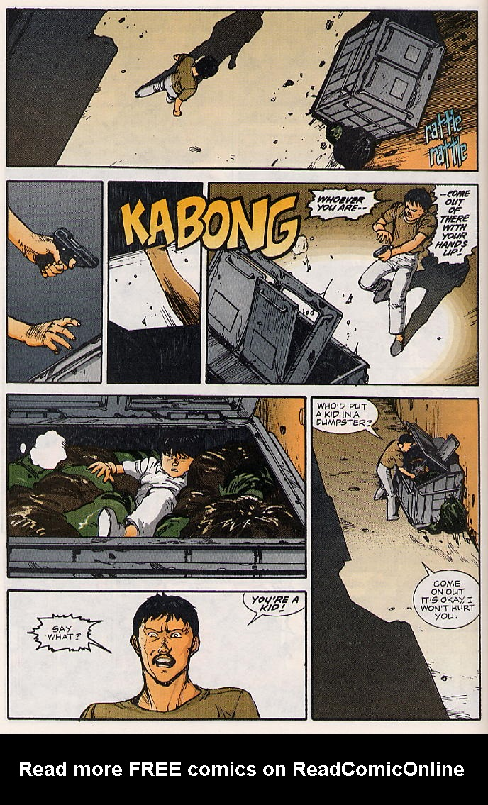 Read online Akira comic -  Issue #15 - 35