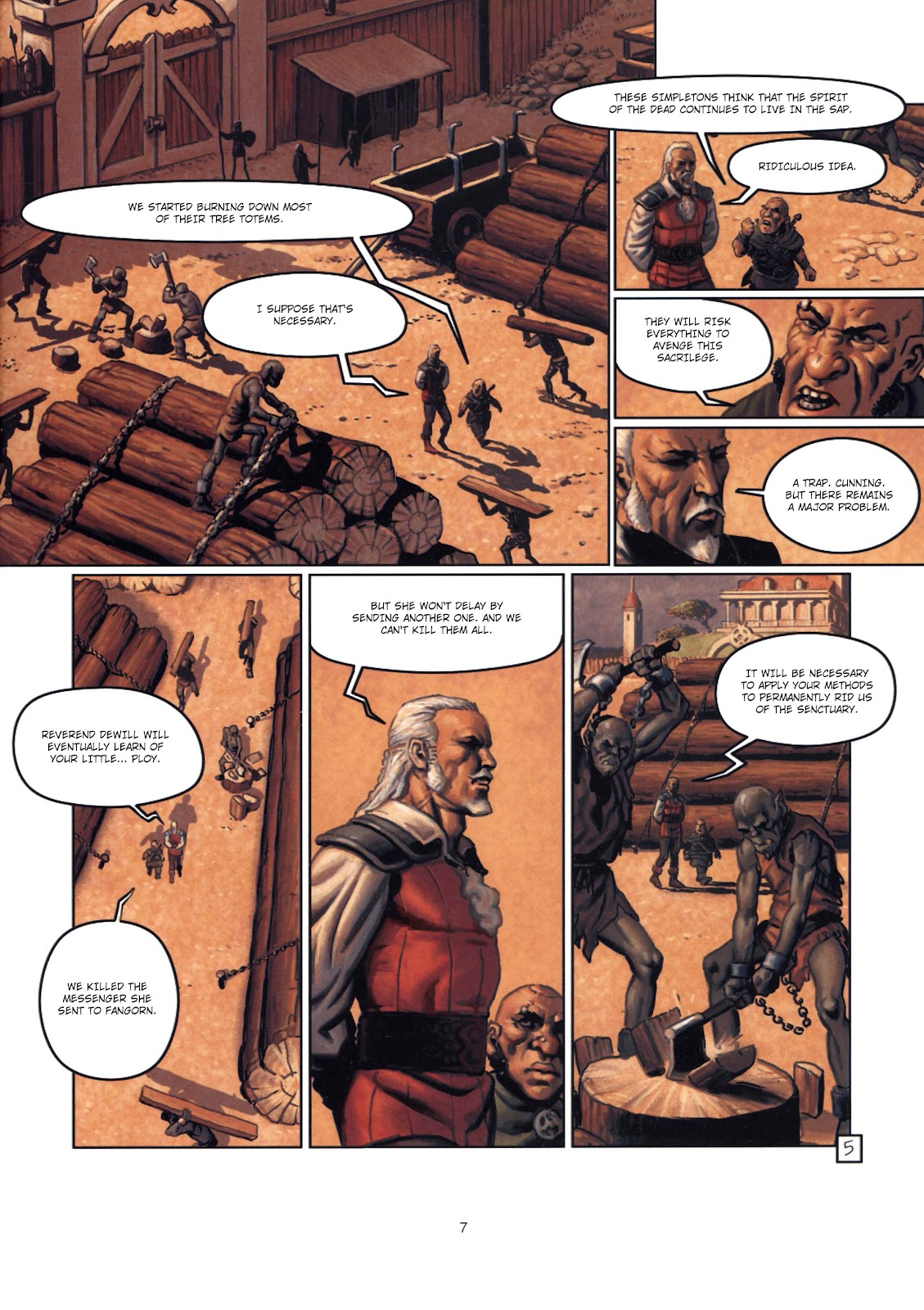 Read online Orks comic -  Issue #2 - 8