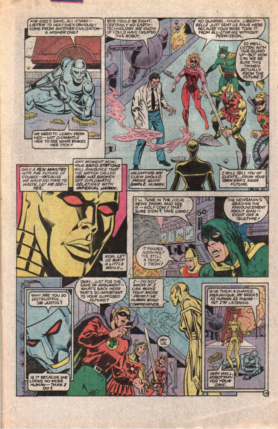 Read online All-Star Squadron comic -  Issue #60 - 16