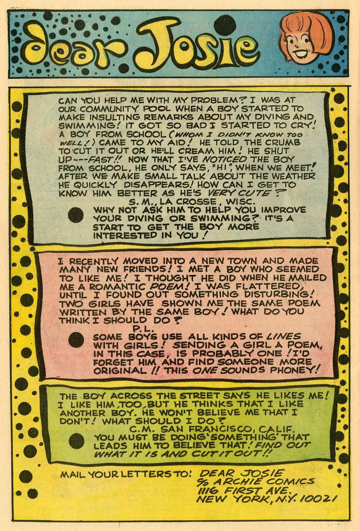 Read online She's Josie comic -  Issue #38 - 26