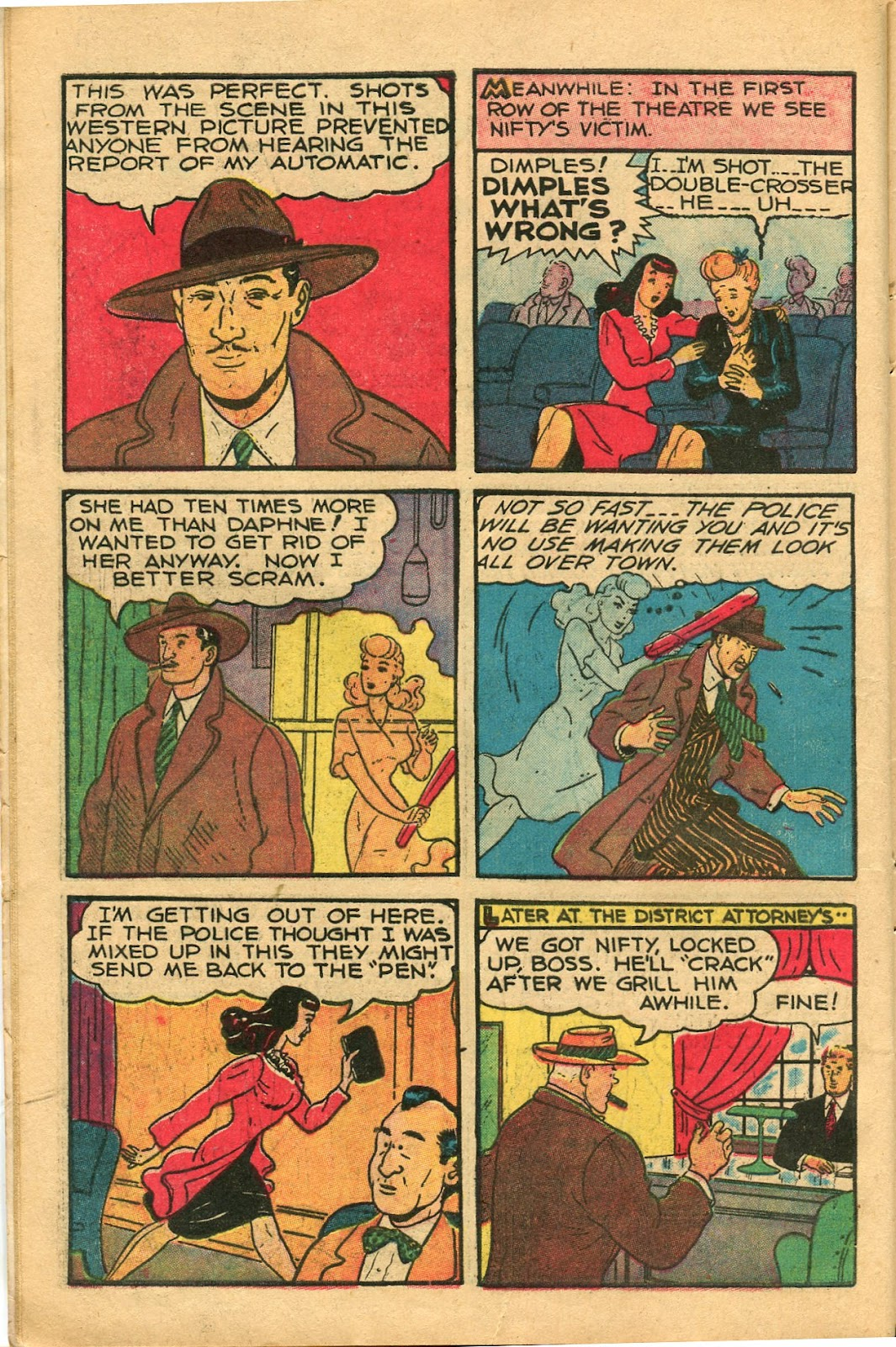 Read online Famous Funnies comic -  Issue #147 - 10