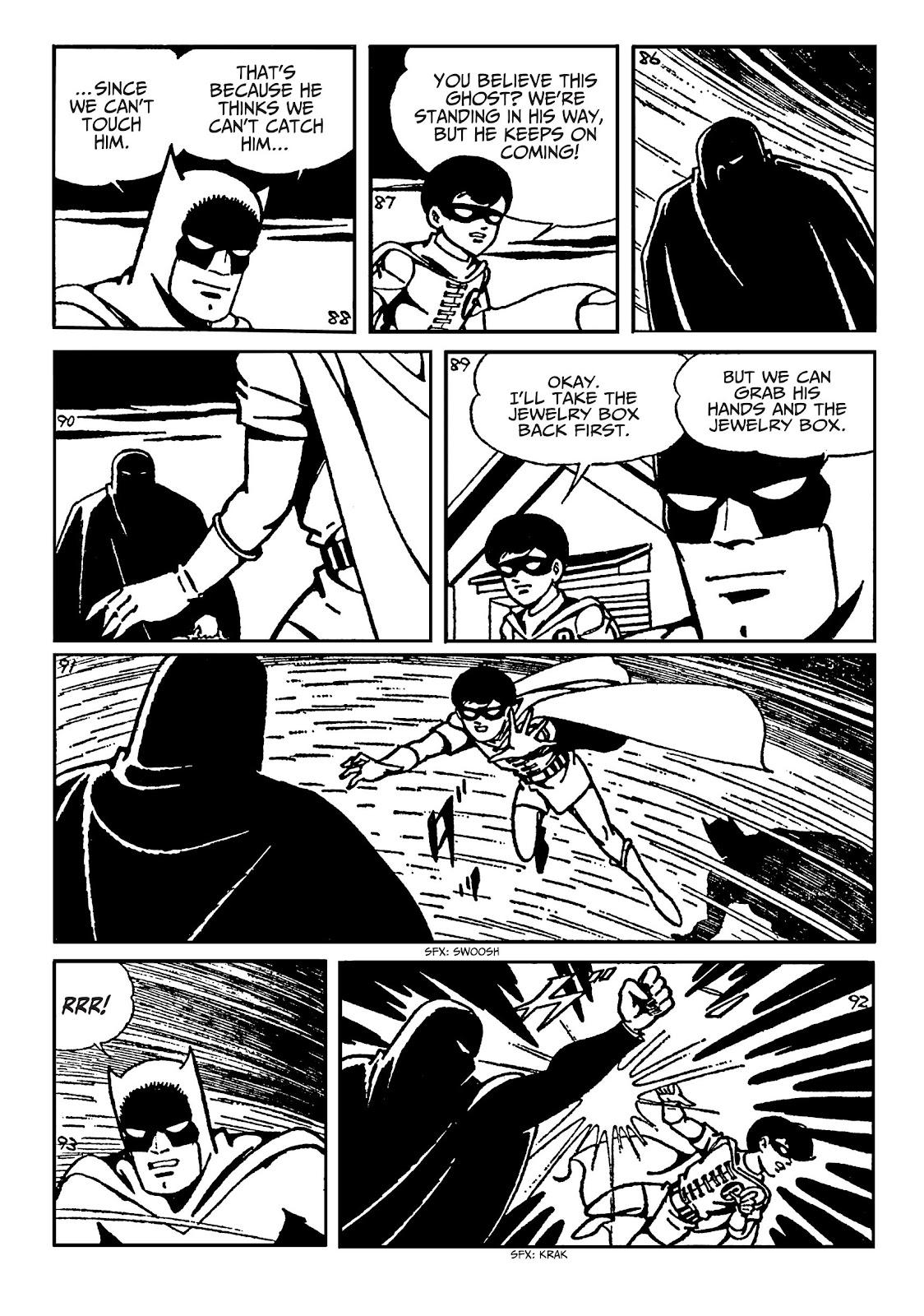 Read online Batman - The Jiro Kuwata Batmanga comic -  Issue #51 - 16