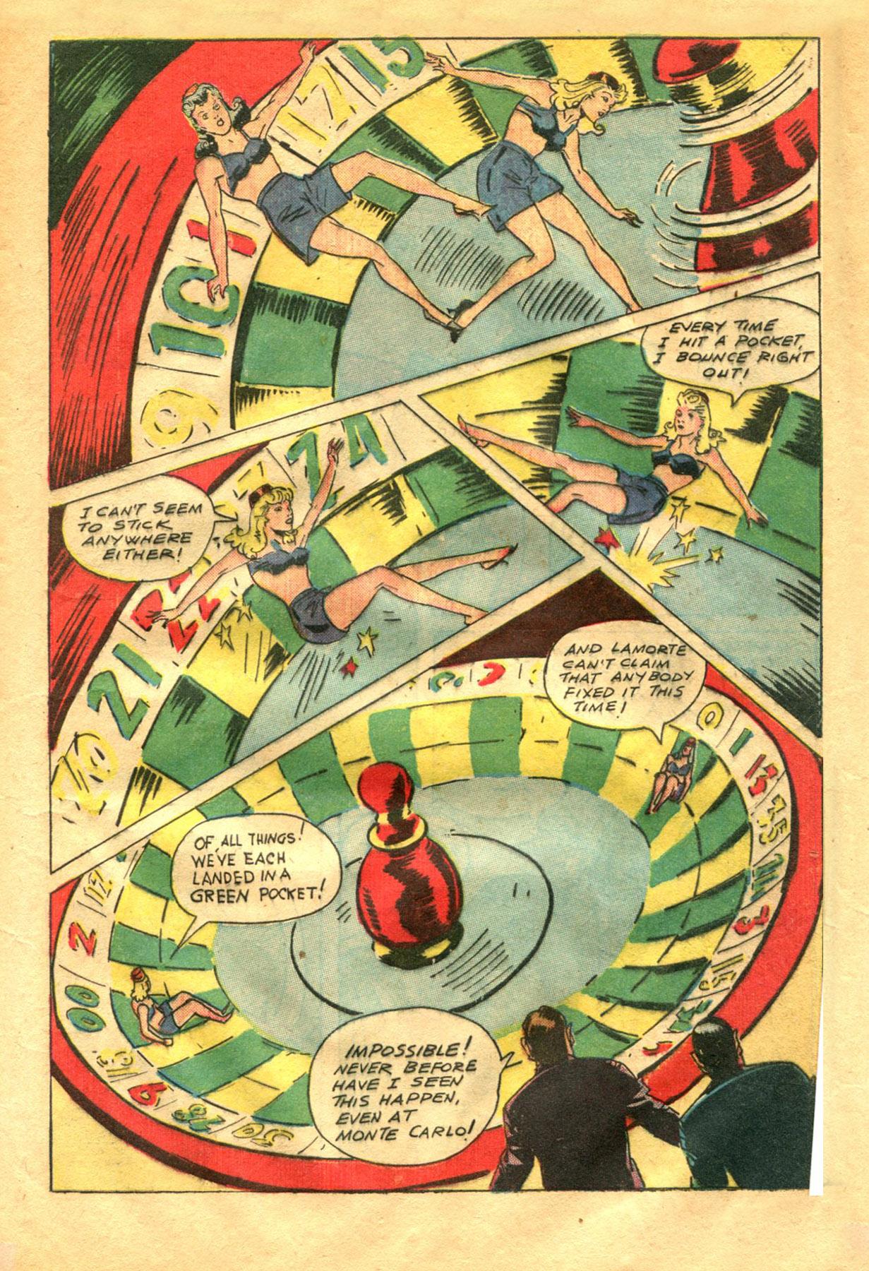 Read online Shadow Comics comic -  Issue #48 - 13